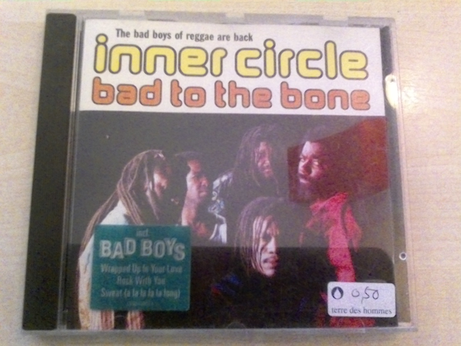 "CD ""Franz Schubert-16 Lieder""Inner Circle-Bad to the bone"" kostenlos"
