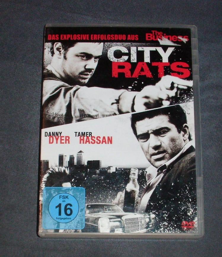 DVD City Rats tauschen