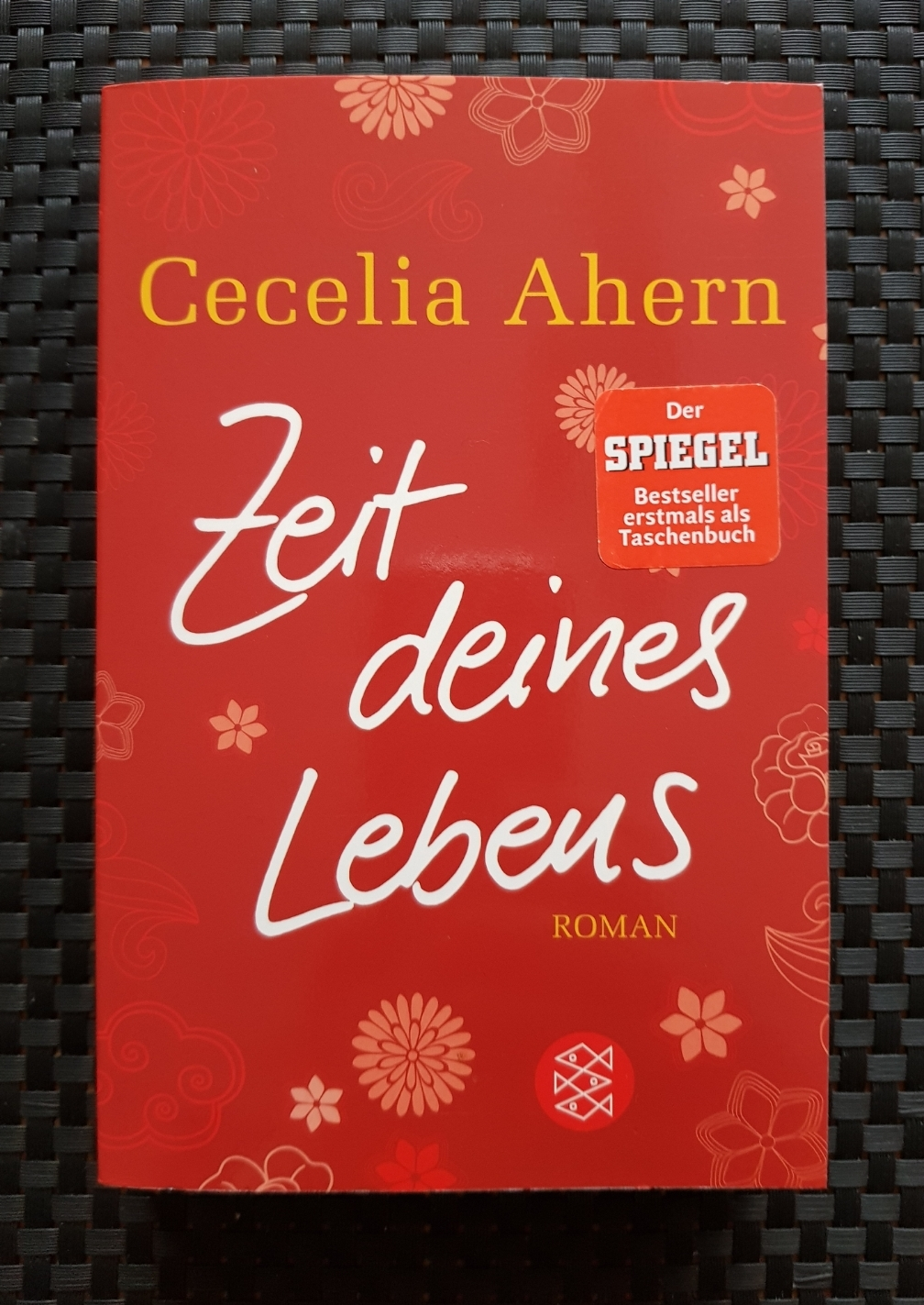 Cecilia Ahern Zeit deines Lebens tauschen