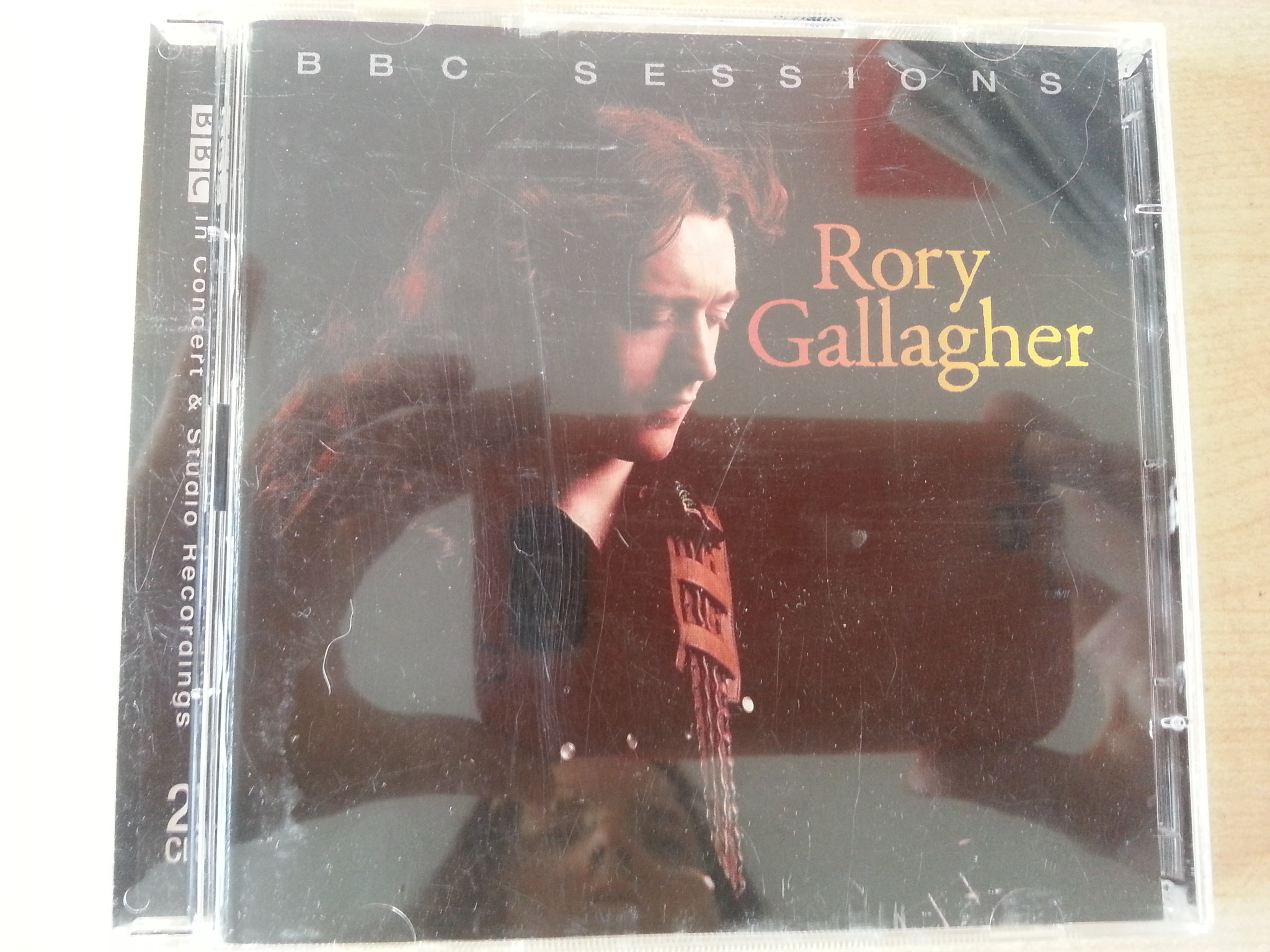 CD: Rory Gallagher - BBC Session  kostenlos