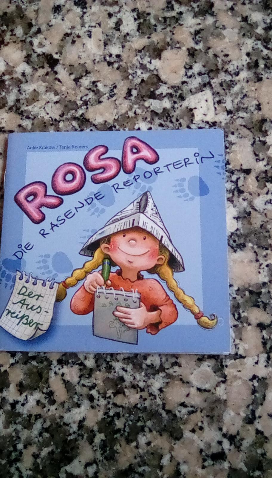 Pixi Heft Rosa tauschen