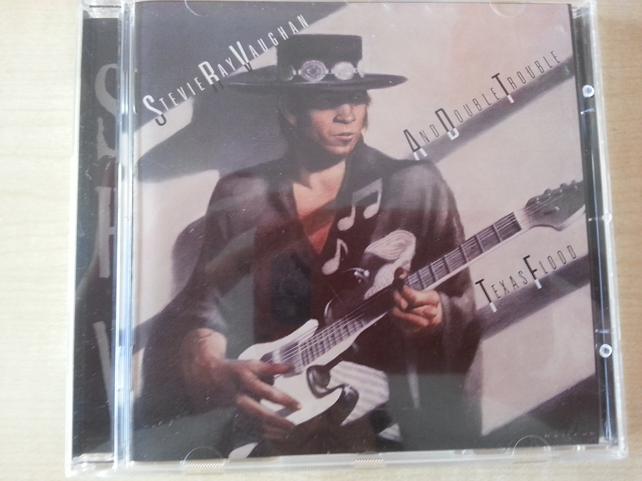 CD: Stevie Ray Vaughan- and double trouble  kostenlos