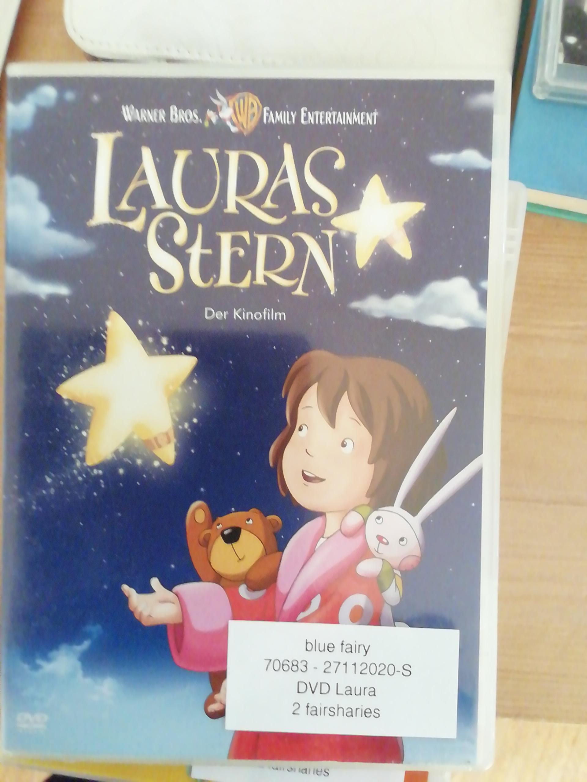DVD Laura