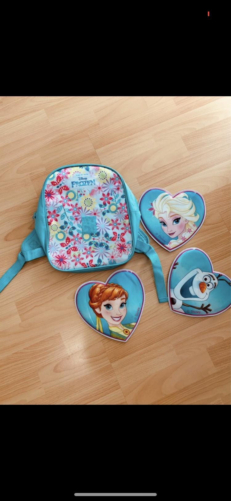 Kinderrucksack eiskönigin Elsa  tauschen