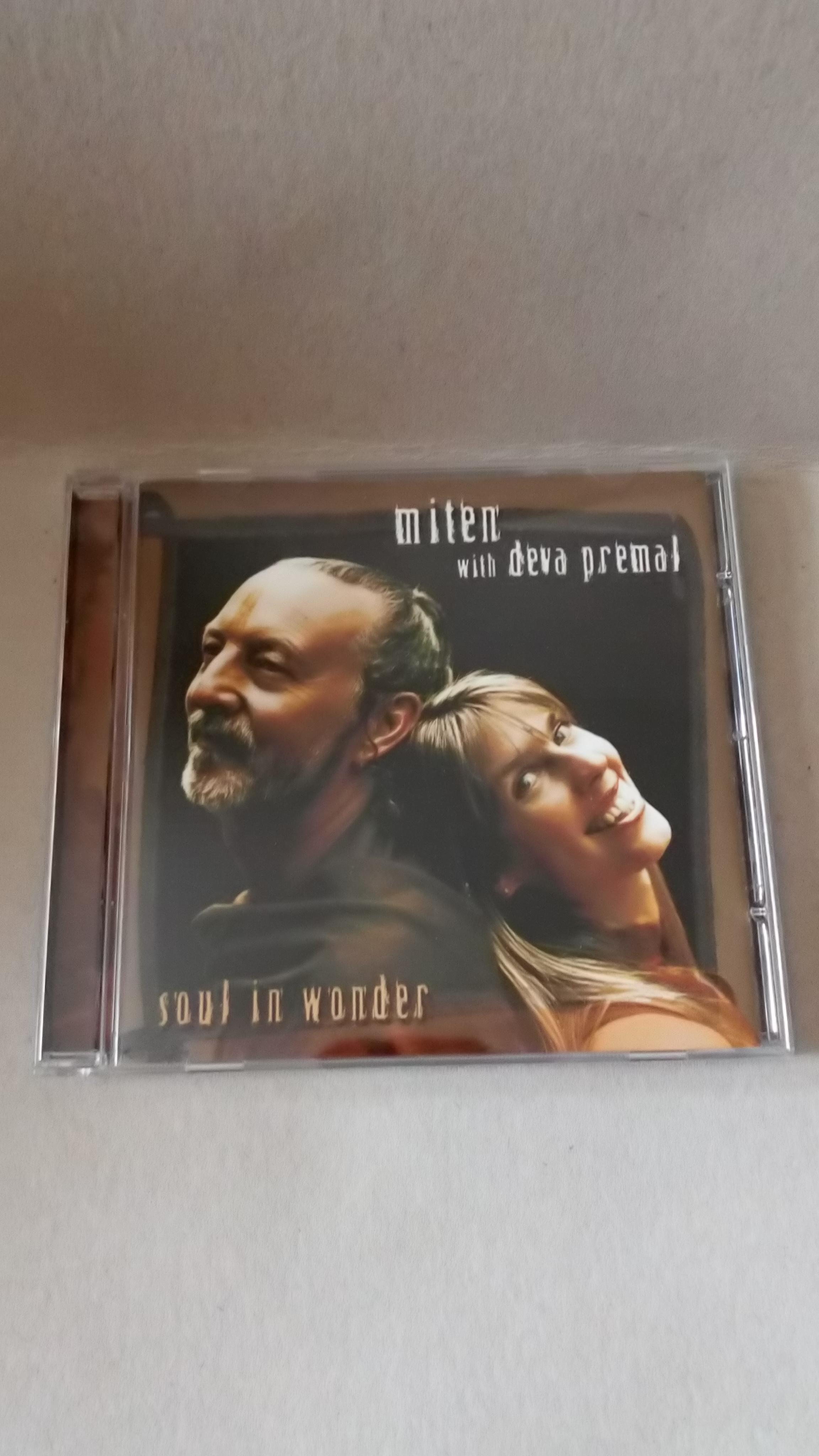 Soul in Wonder CD tauschen