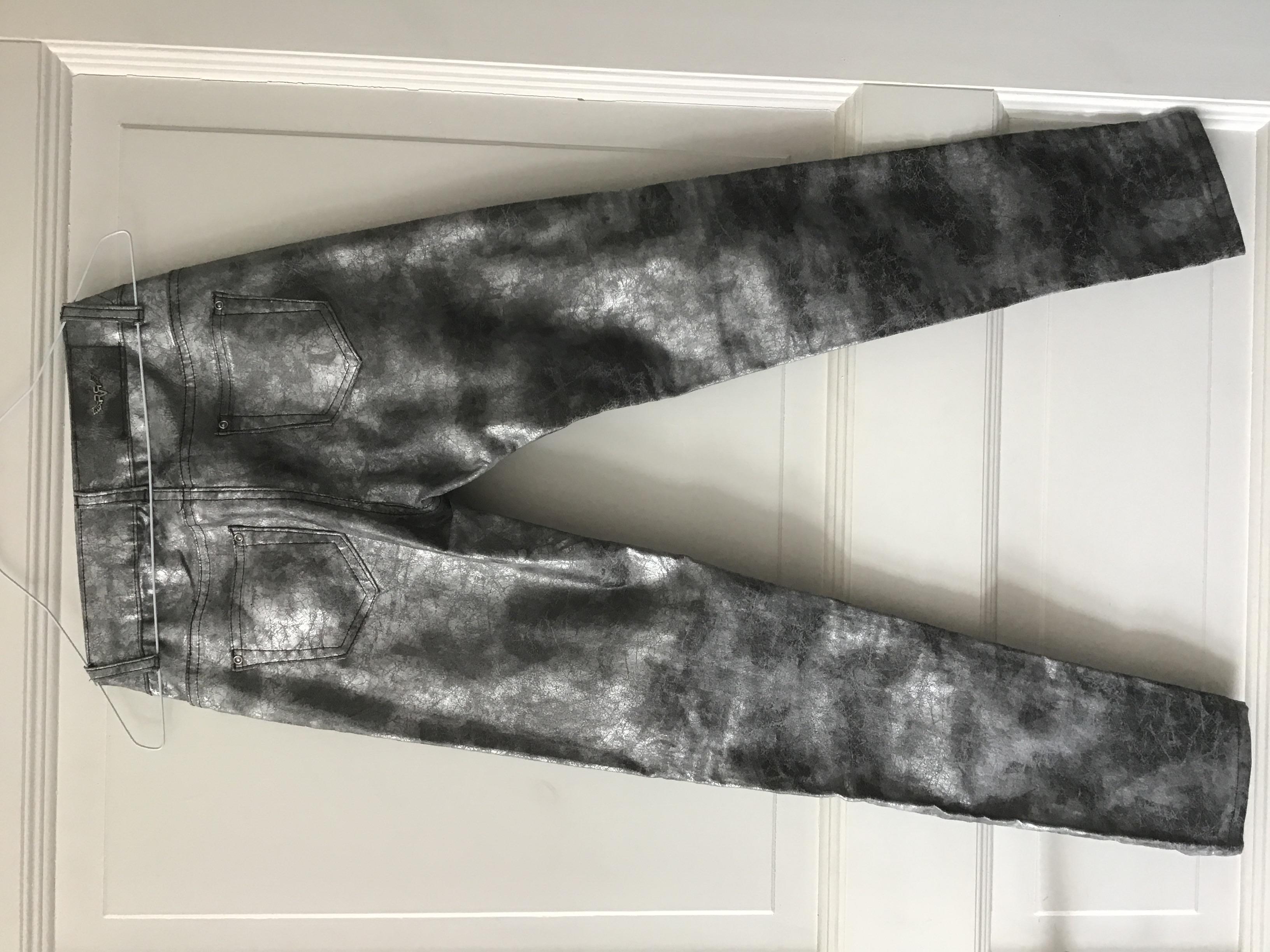 Silberne Jeans XXS gr. 34 kostenlos