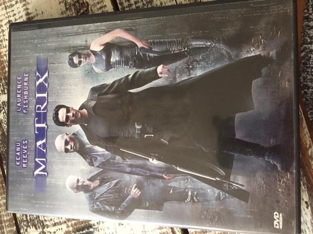 """DVD """"Matrix"""" tauschen"""