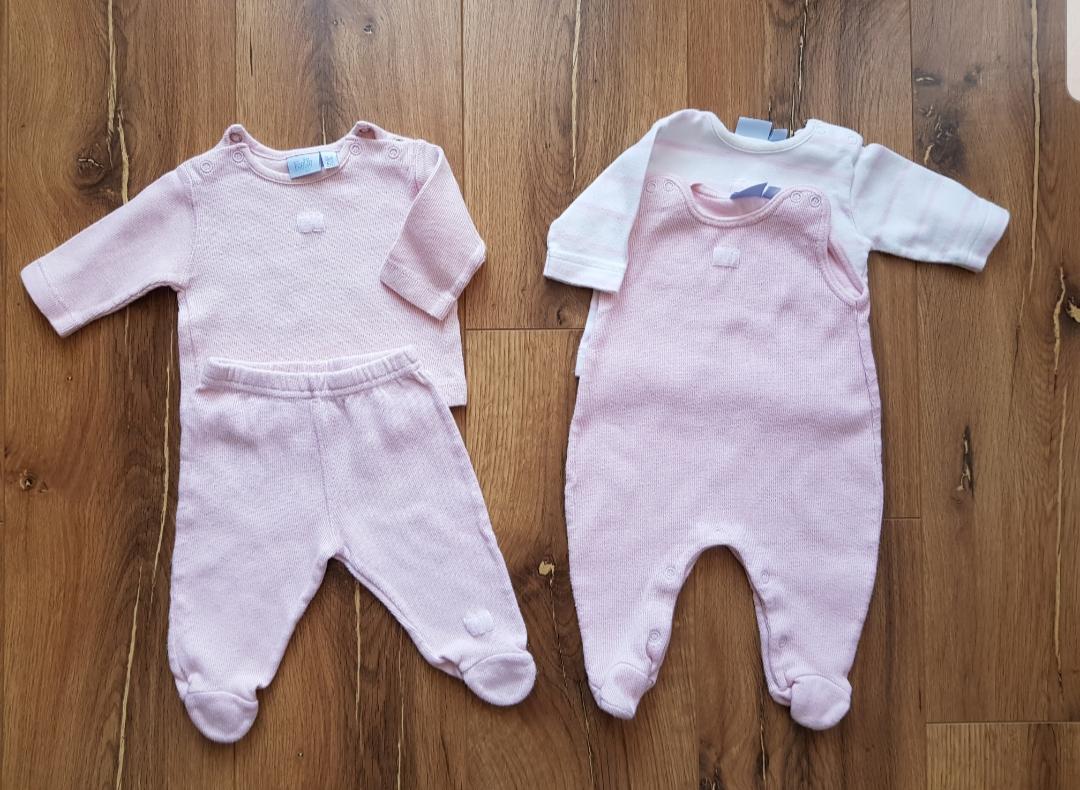 Baby Kleidung Feetje Gr. 56 Set tauschen