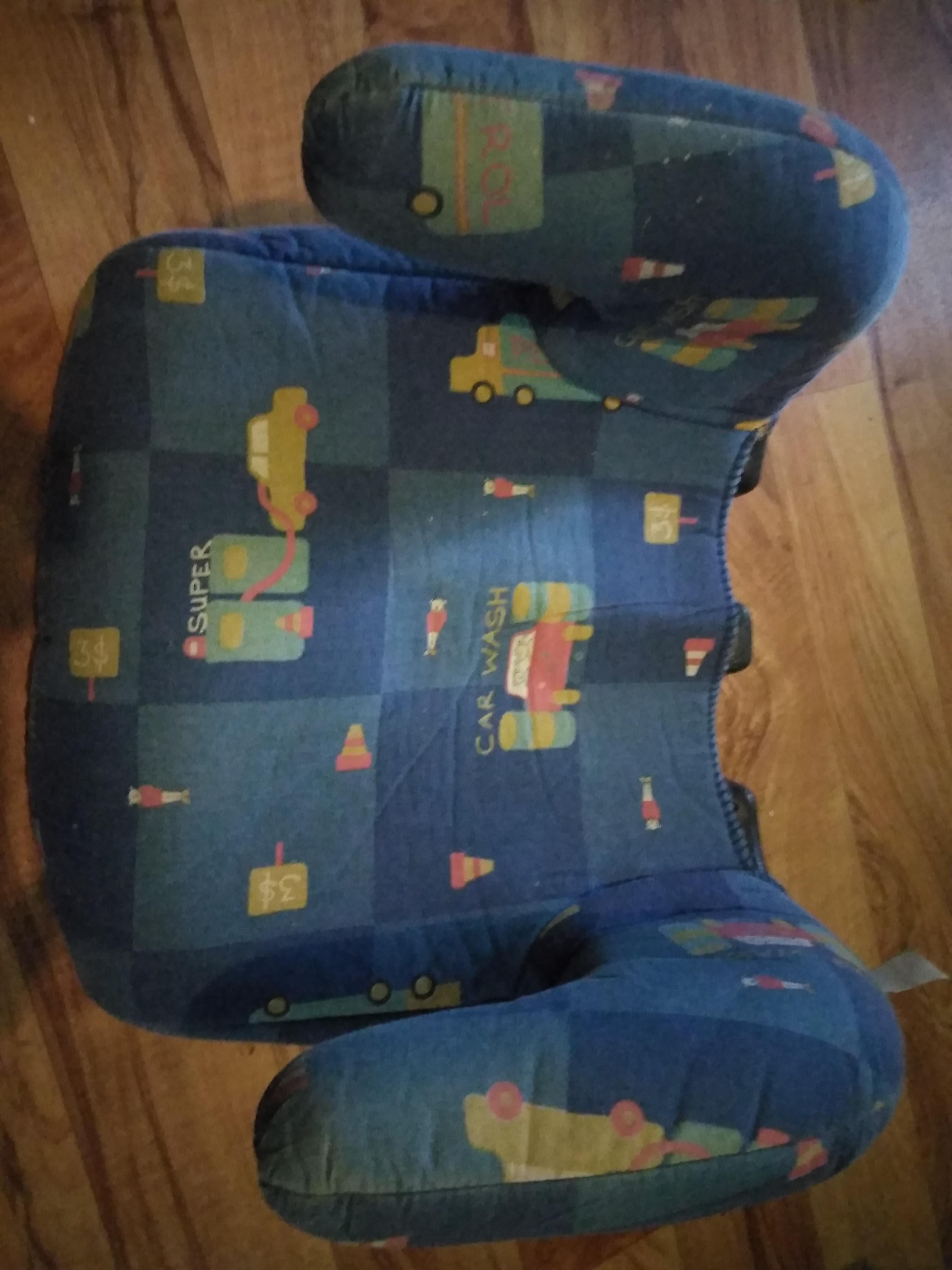 Kinder-Sitzerhöhung tauschen