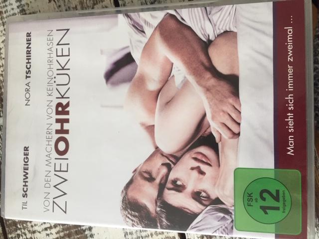 """DVD """"Zweiohrkücken"""" tauschen"""