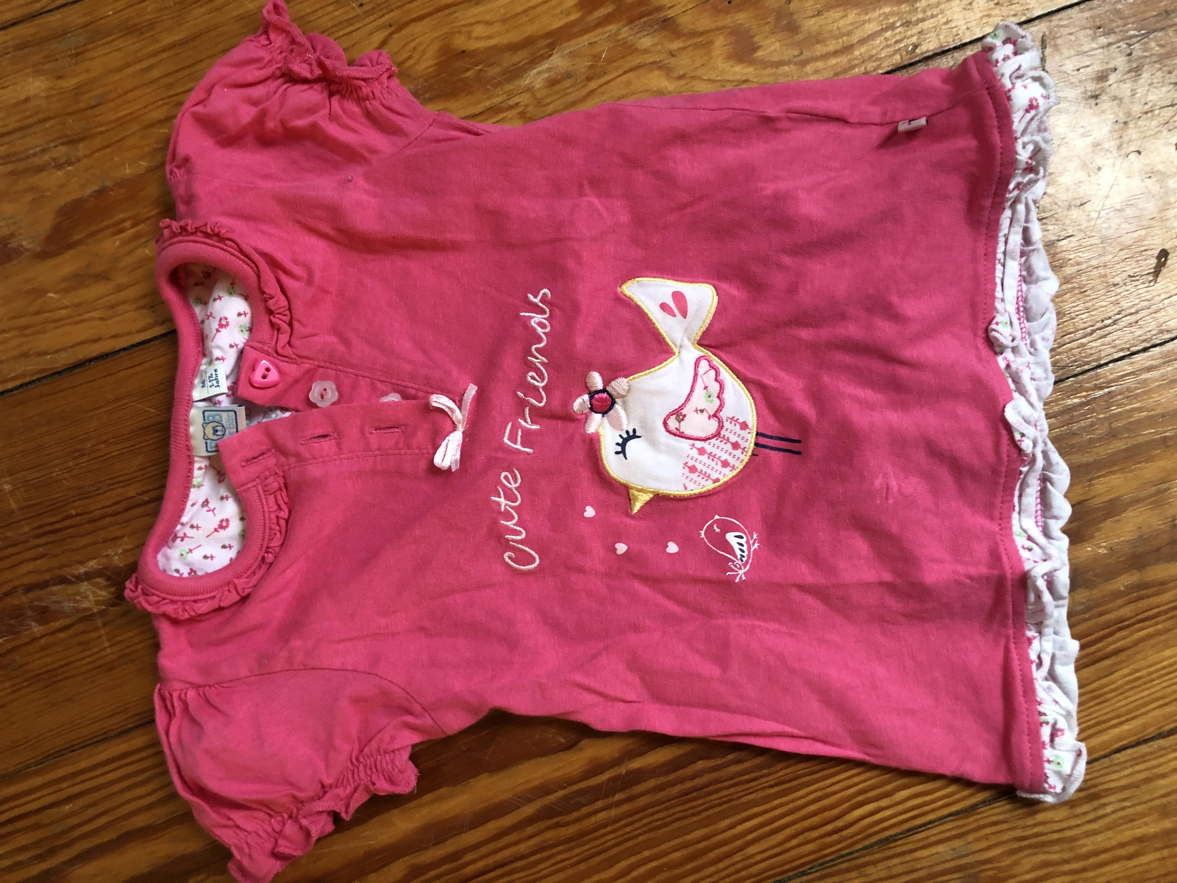 T Shirt pink 86 tauschen