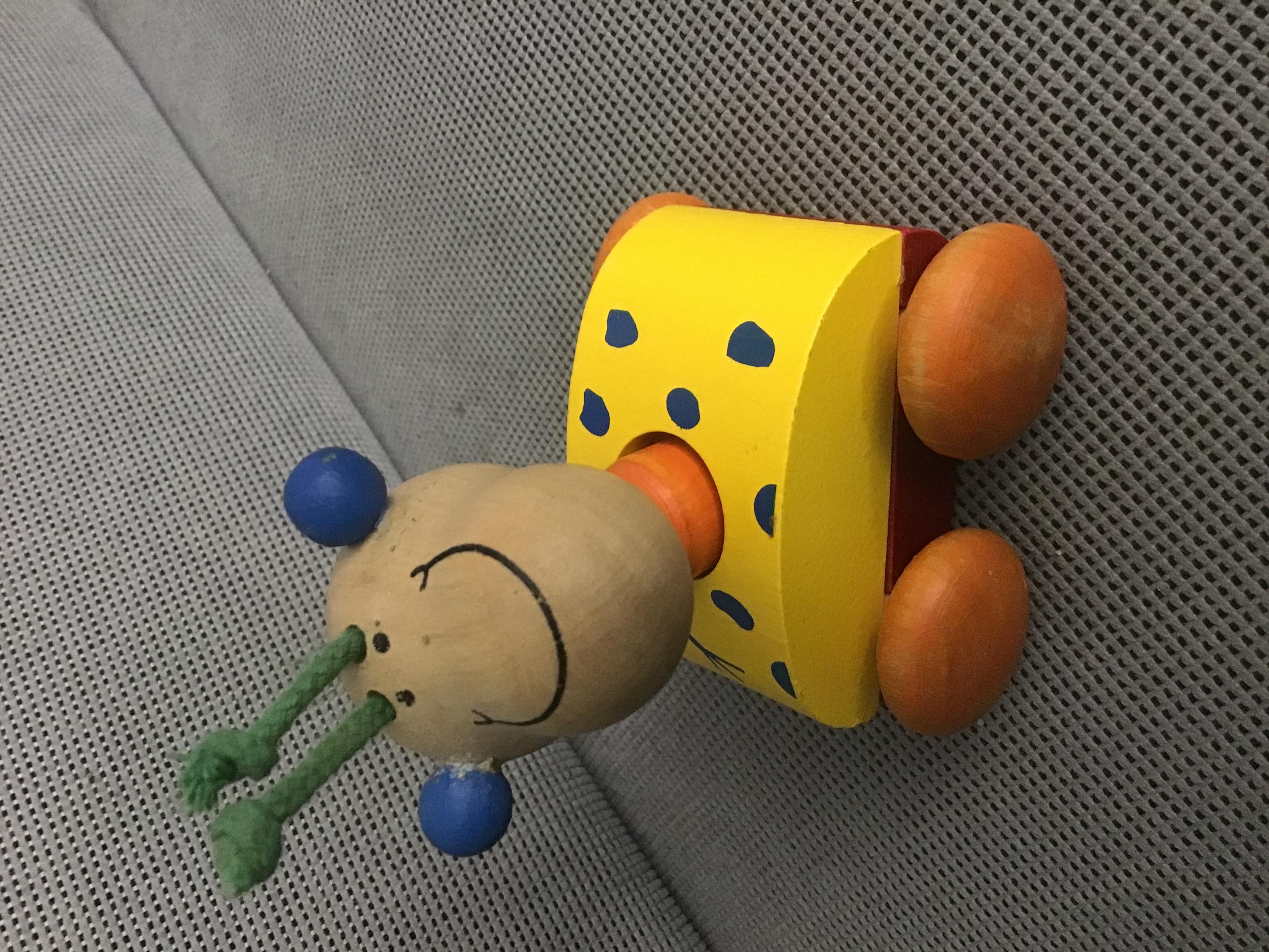 Holzspielzeug  für Kleinkinder tauschen