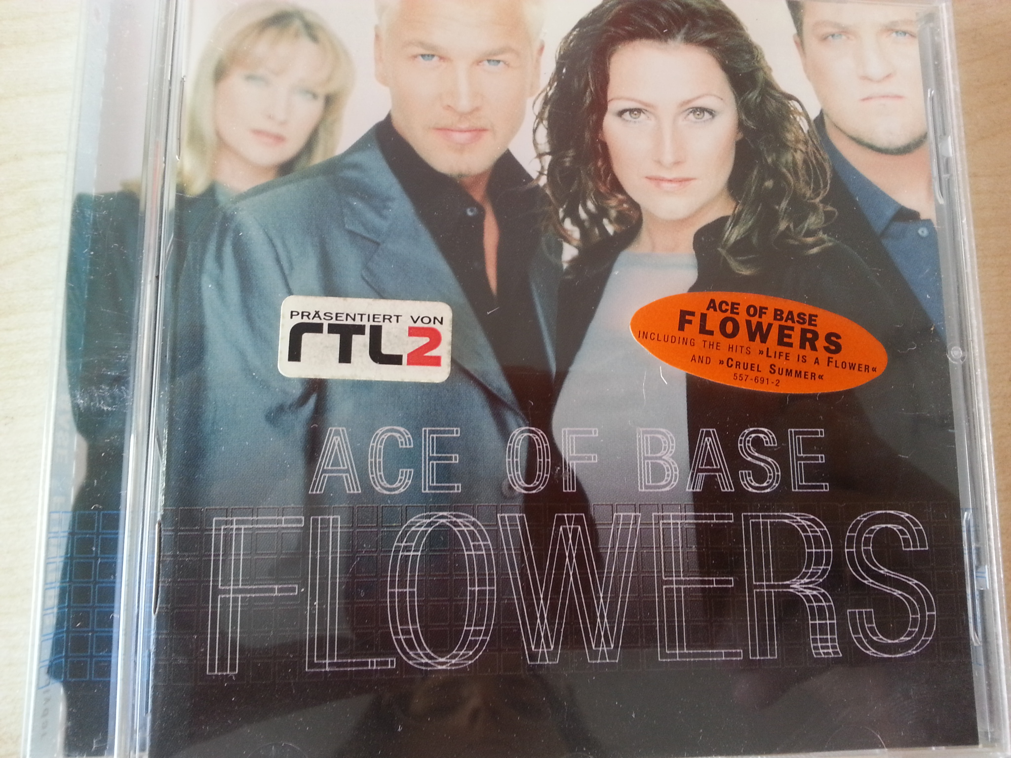 CD: Ace of Base- Flowers kostenlos