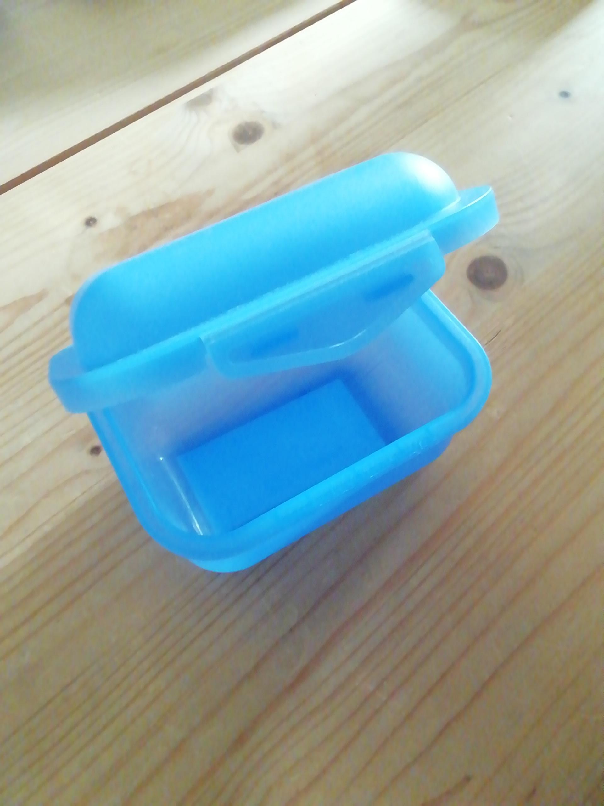 Plastikbehälter  tauschen