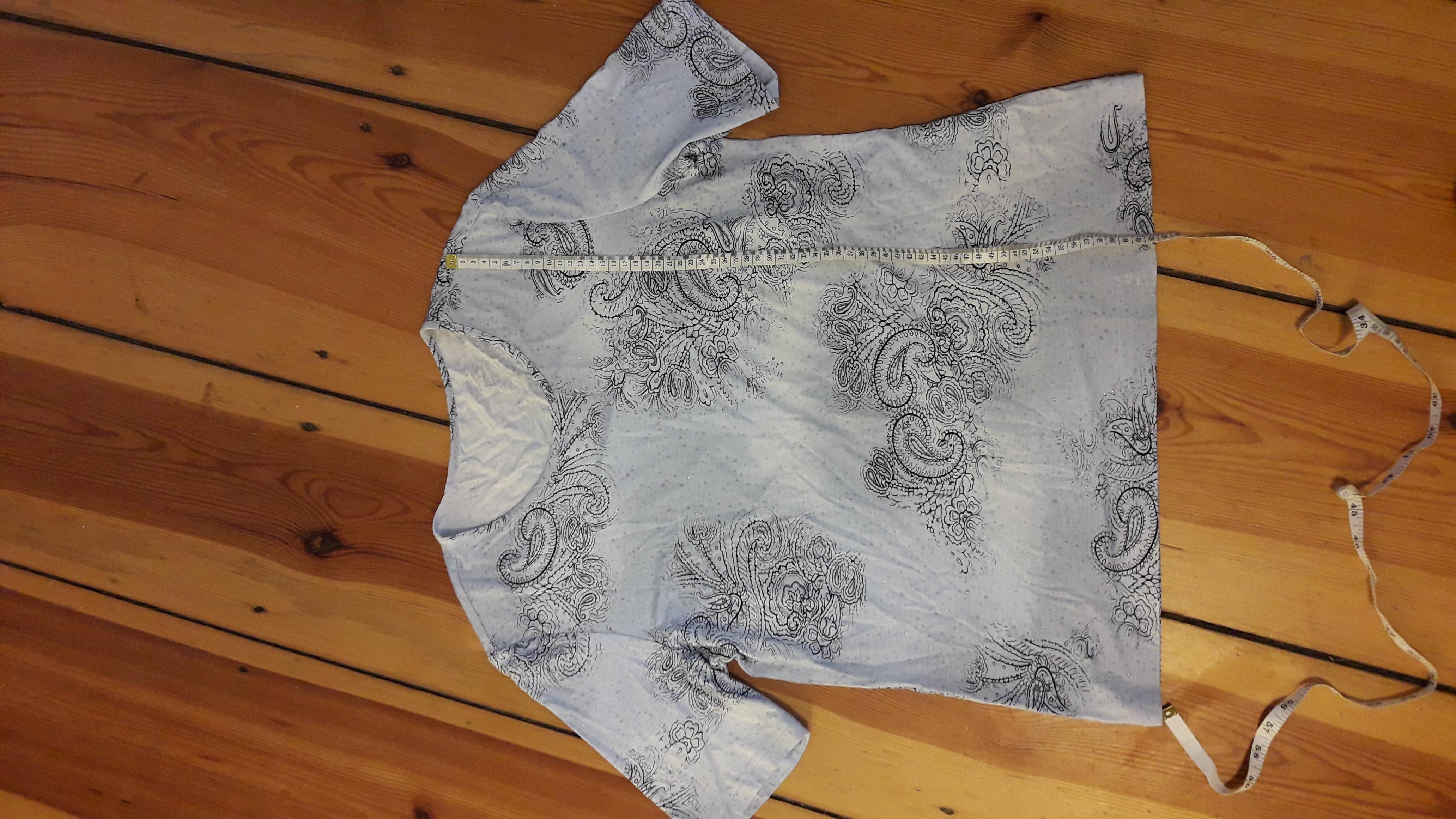 T-Shirt mit glitzer Montreal gr. tauschen