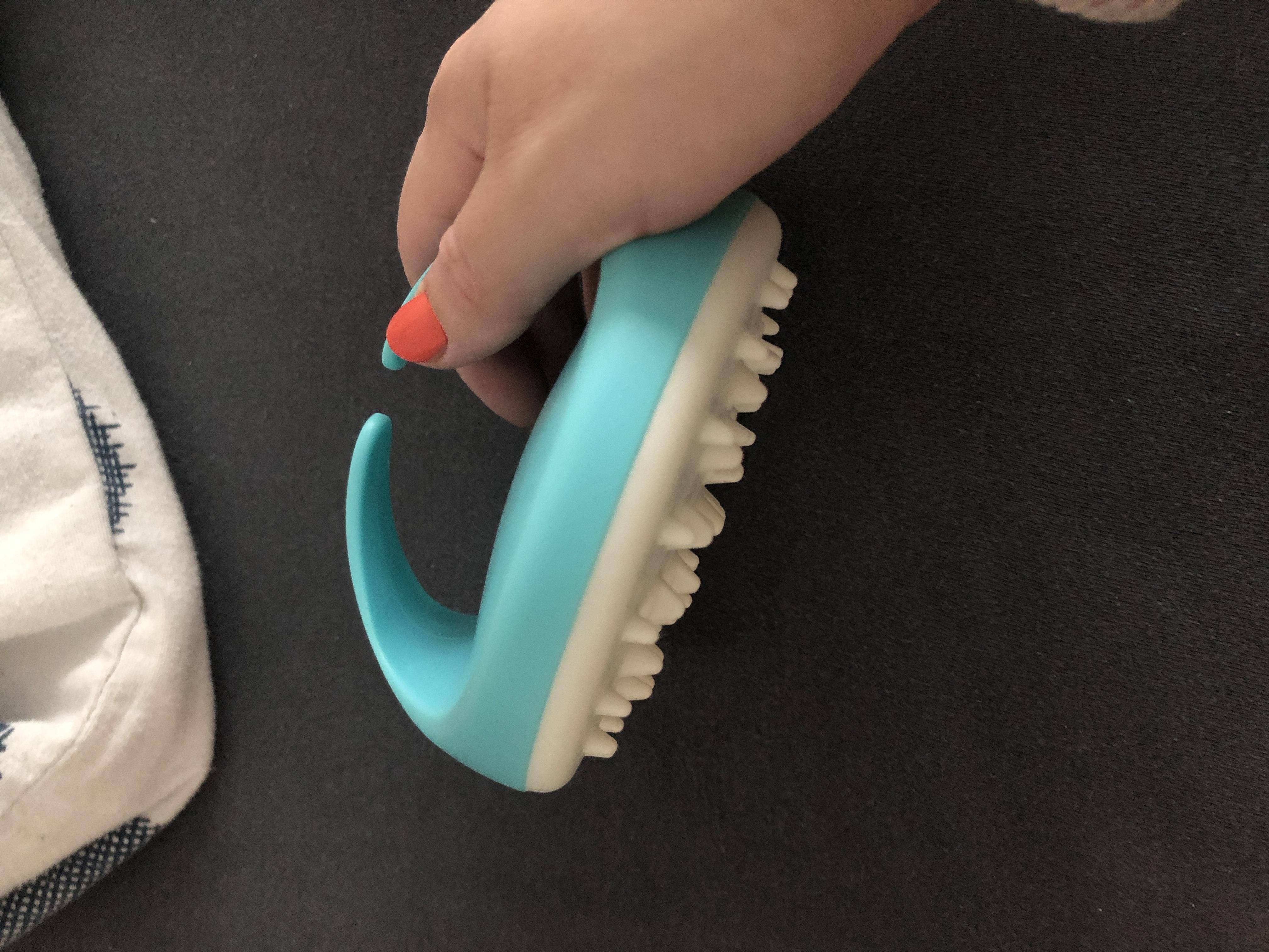 Massagetool (für das Bad) tauschen