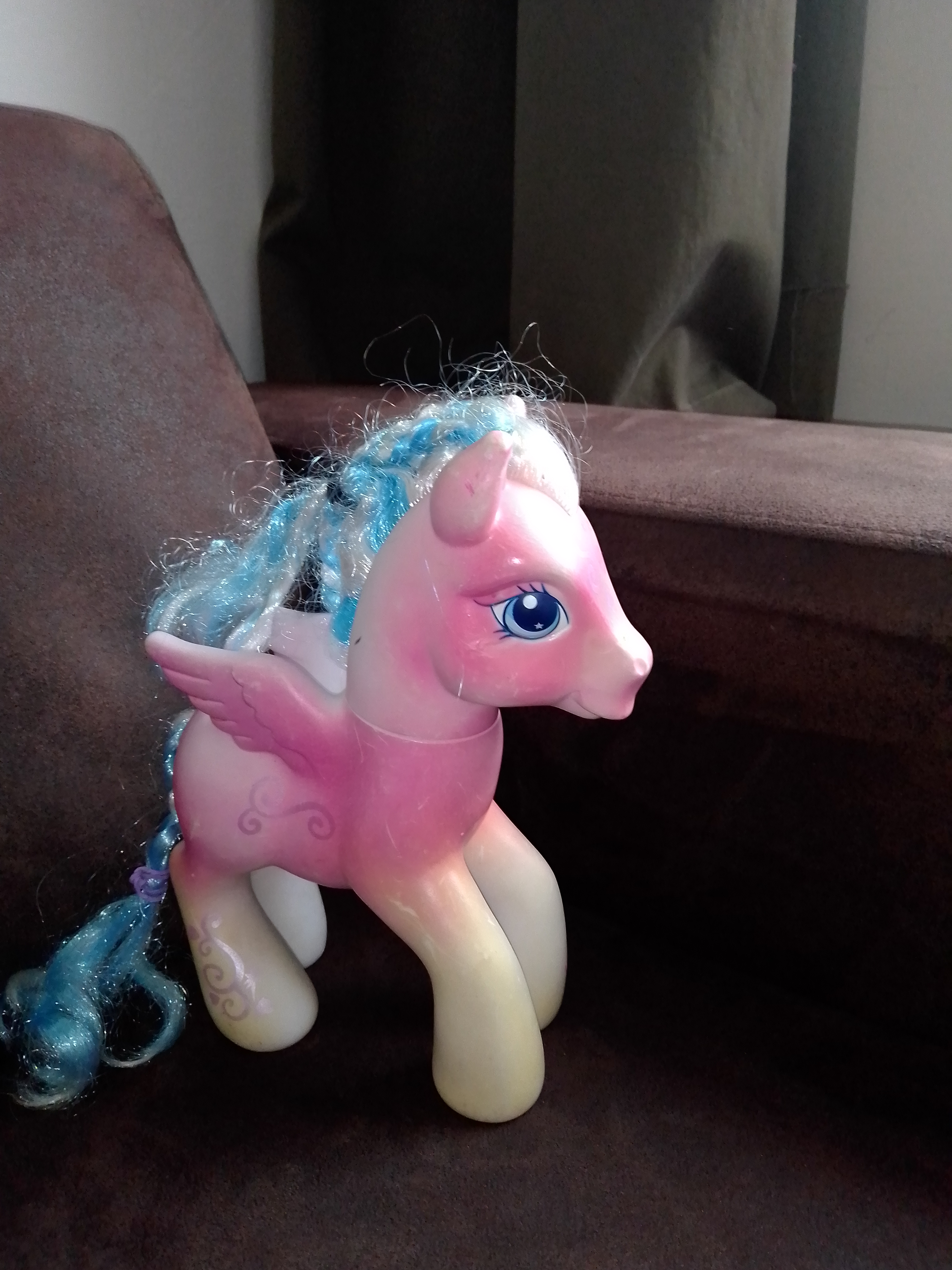 Pegasus gebraucht tauschen