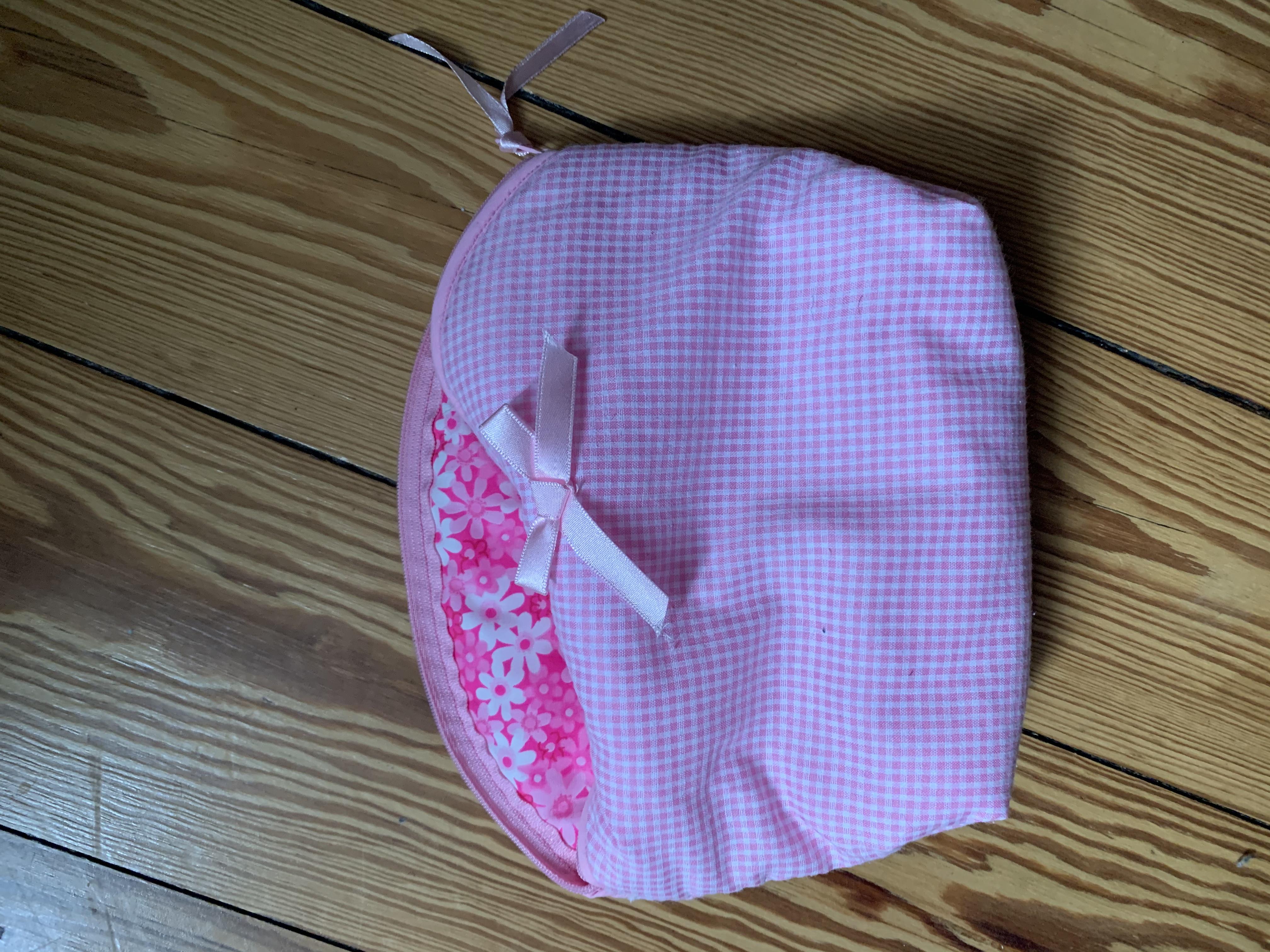 Kinder Täschchen, rosa tauschen
