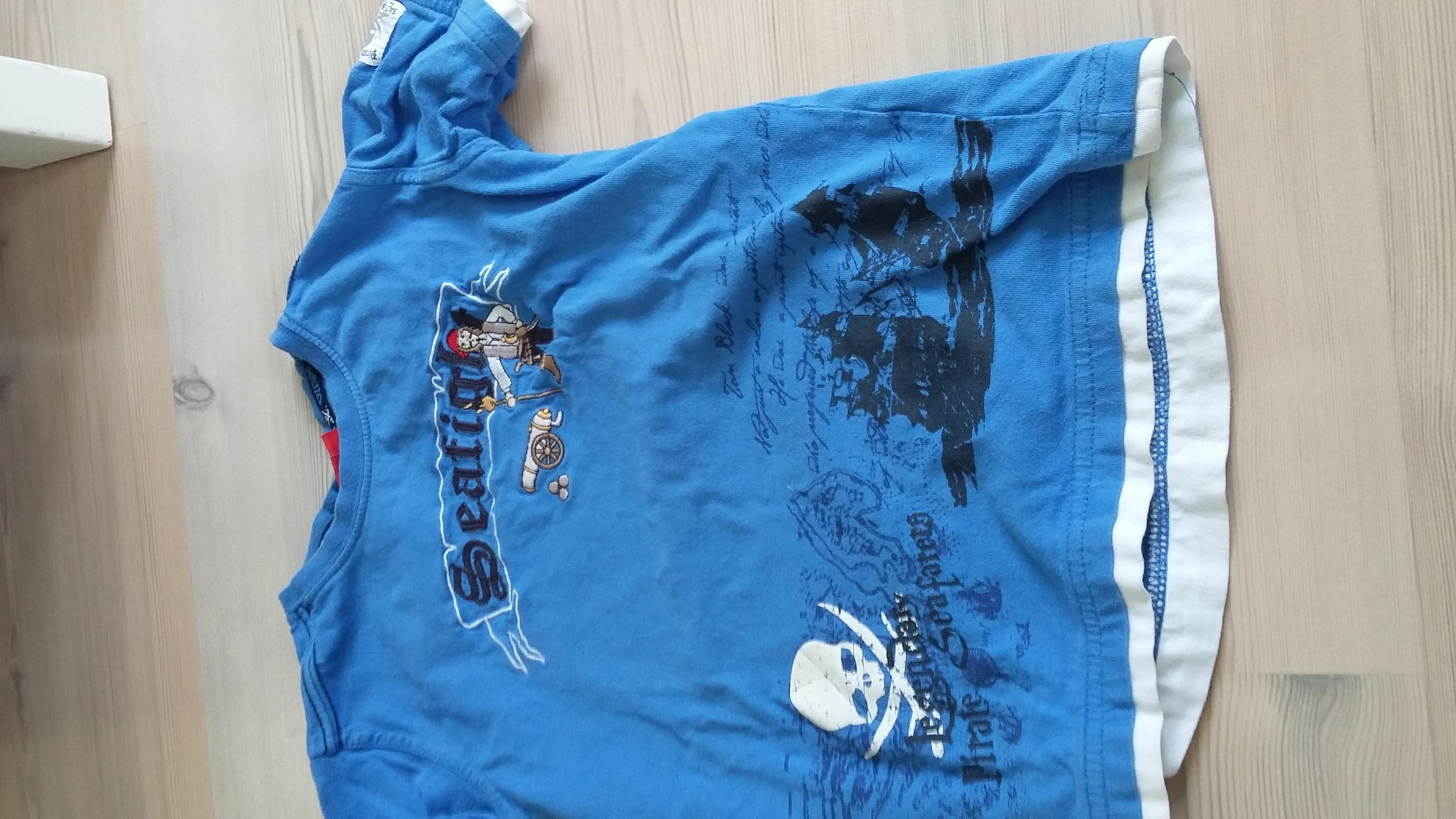 T-Shirt Gr. 116/122 tauschen