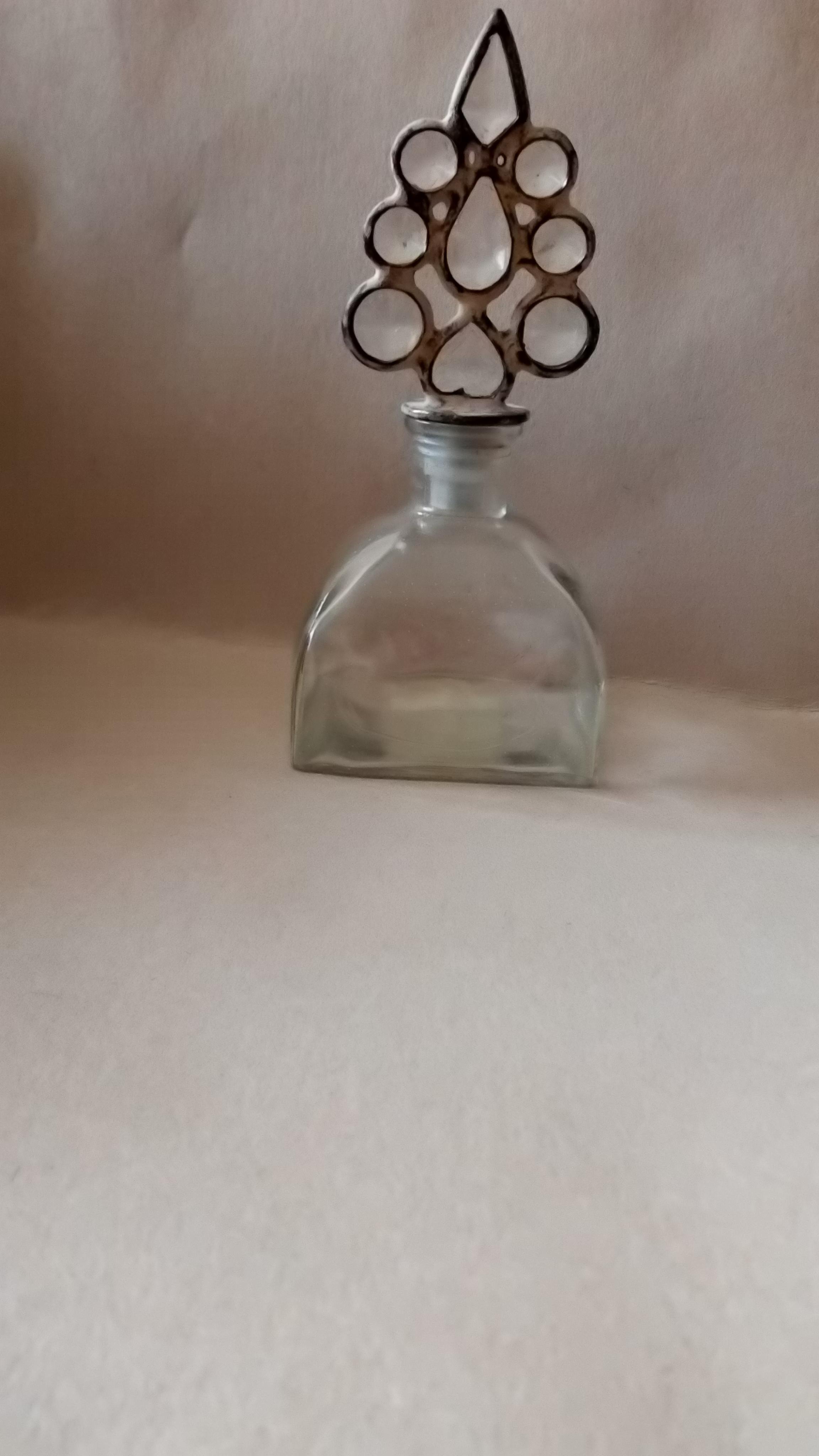 Glasflasche tauschen