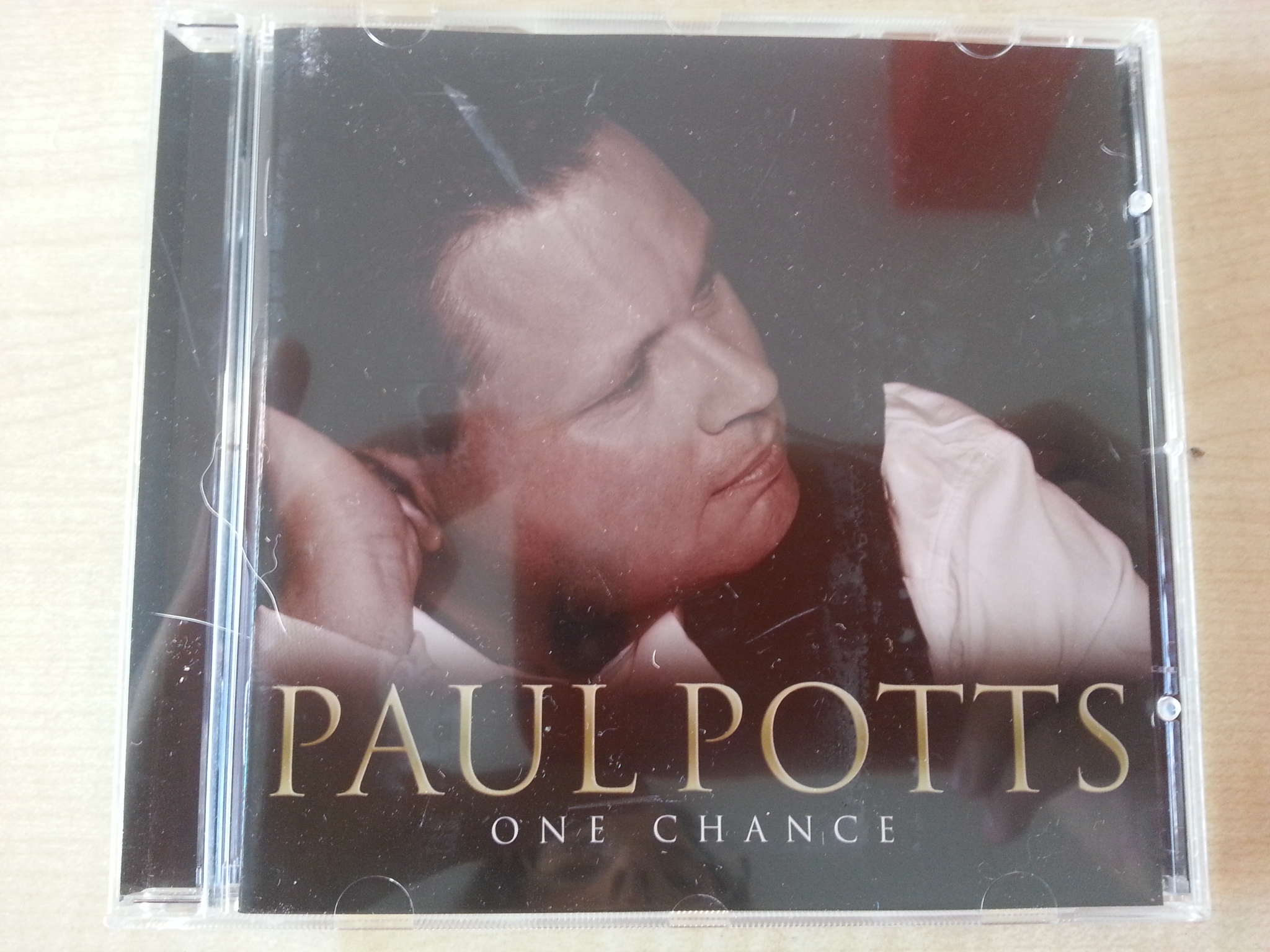 CD: Paul Potts- one chance kostenlos