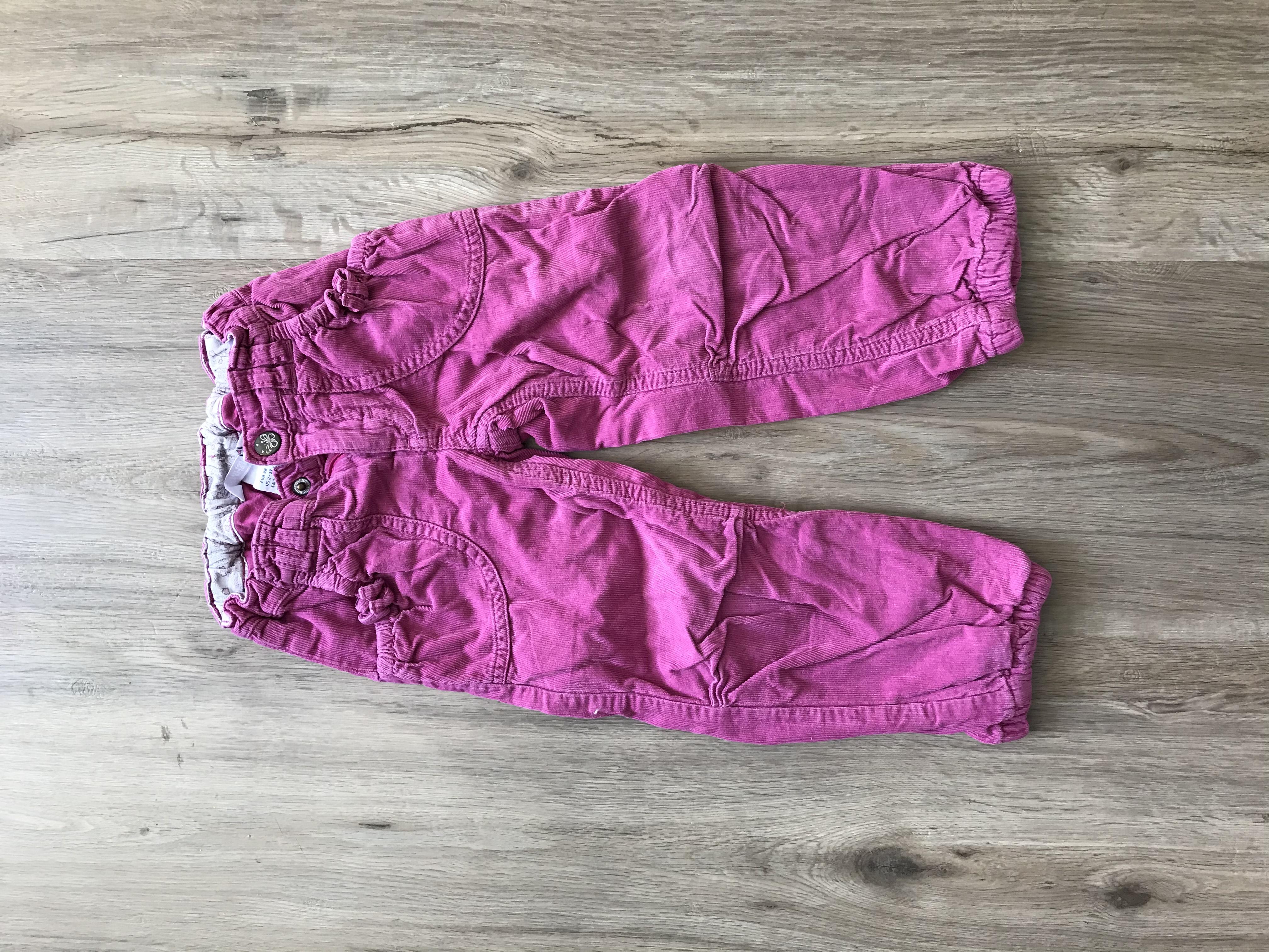 H&M Pink Hose Gr.98 tauschen