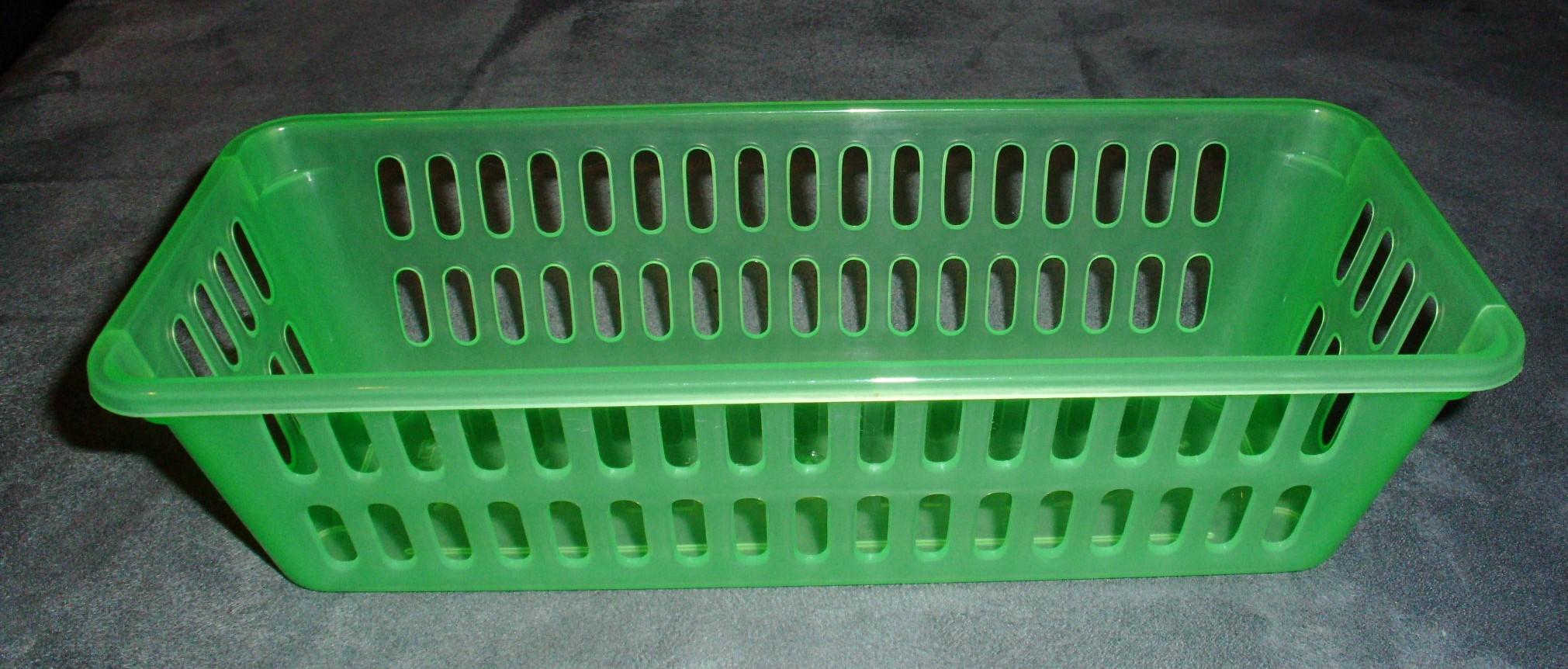 kleines Körbchen grün tauschen