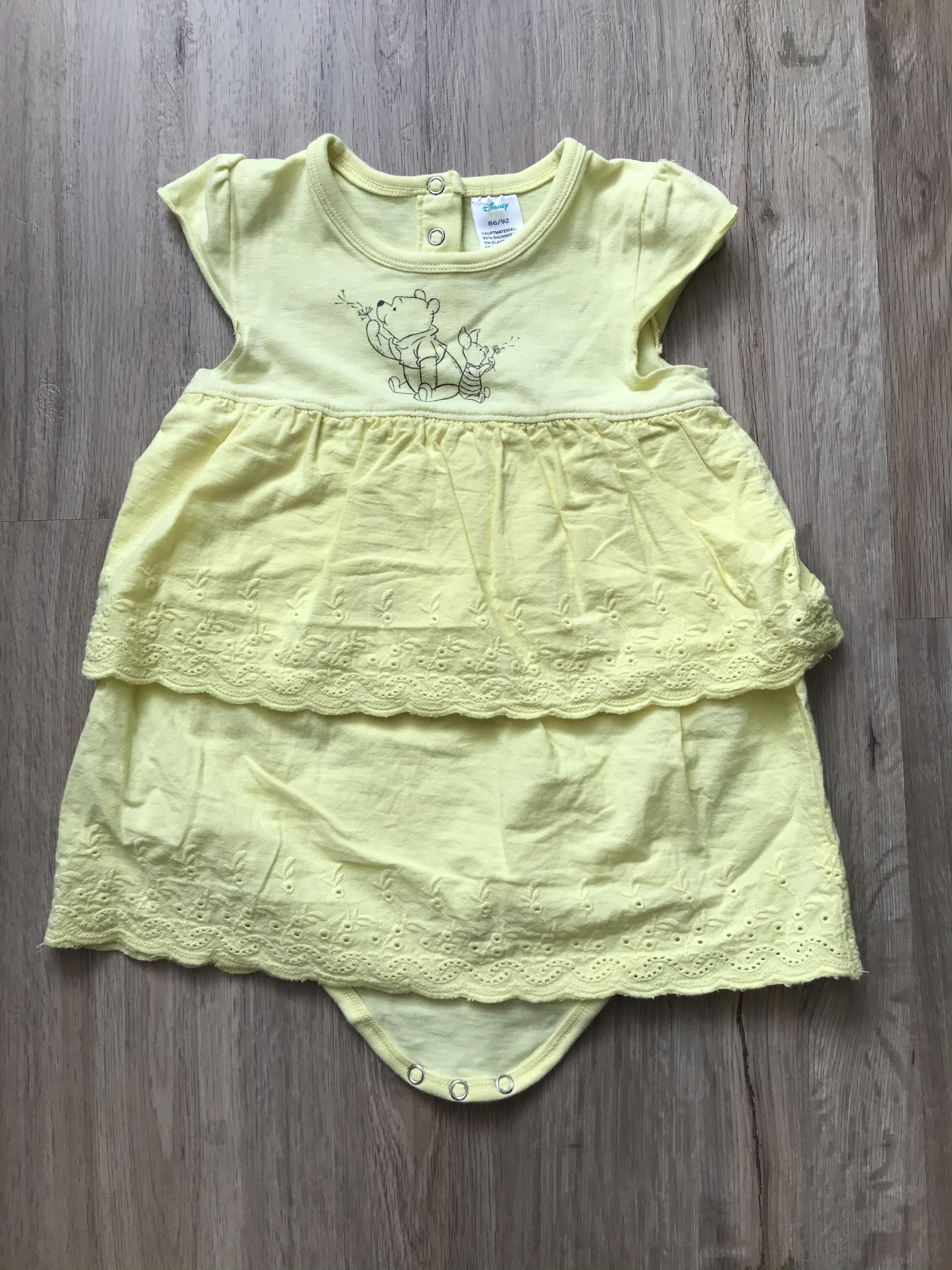 Süße Disney Kleid Gr. 86/92 tauschen
