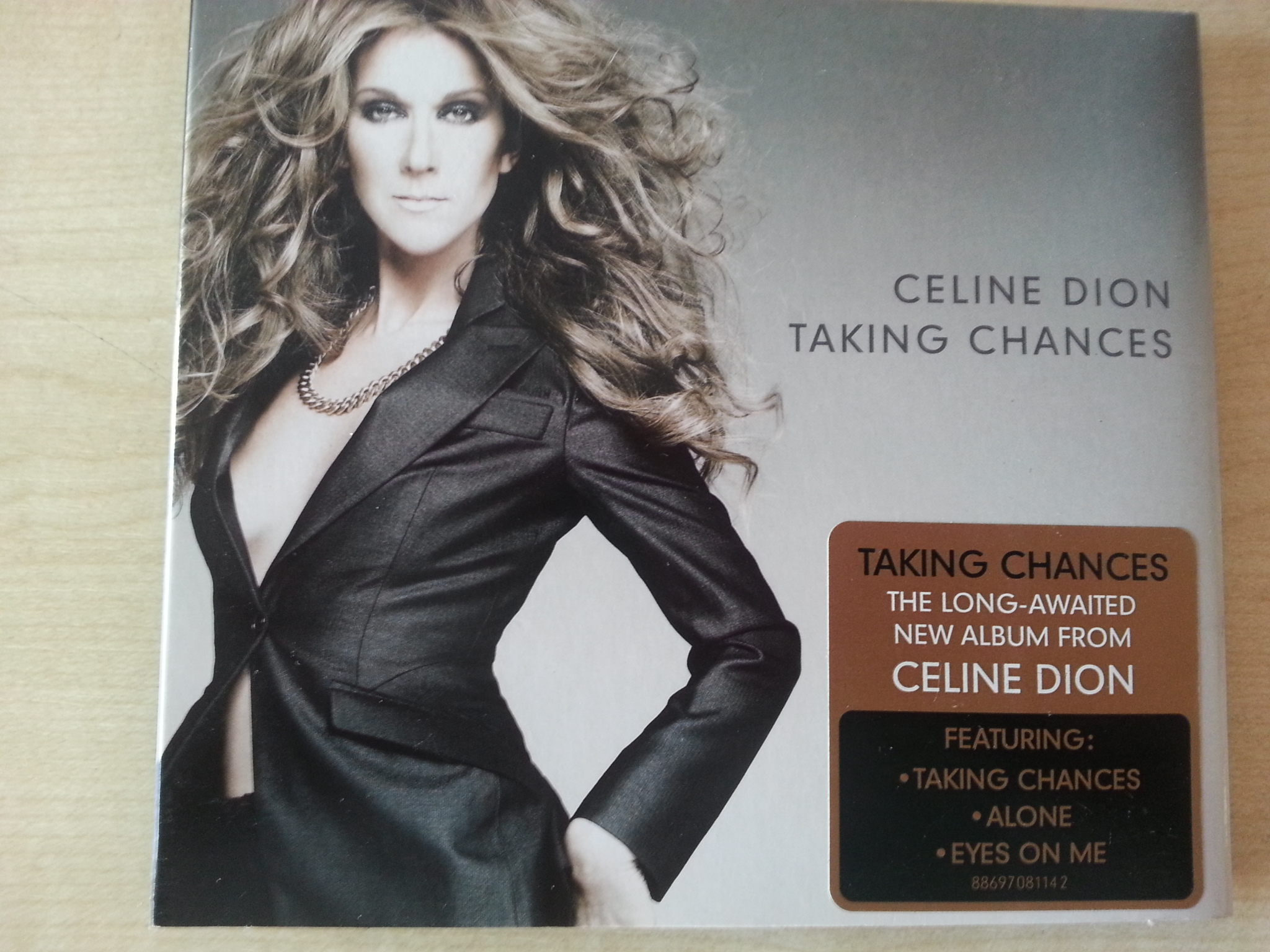 CD: Celine Dion - taking chances kostenlos
