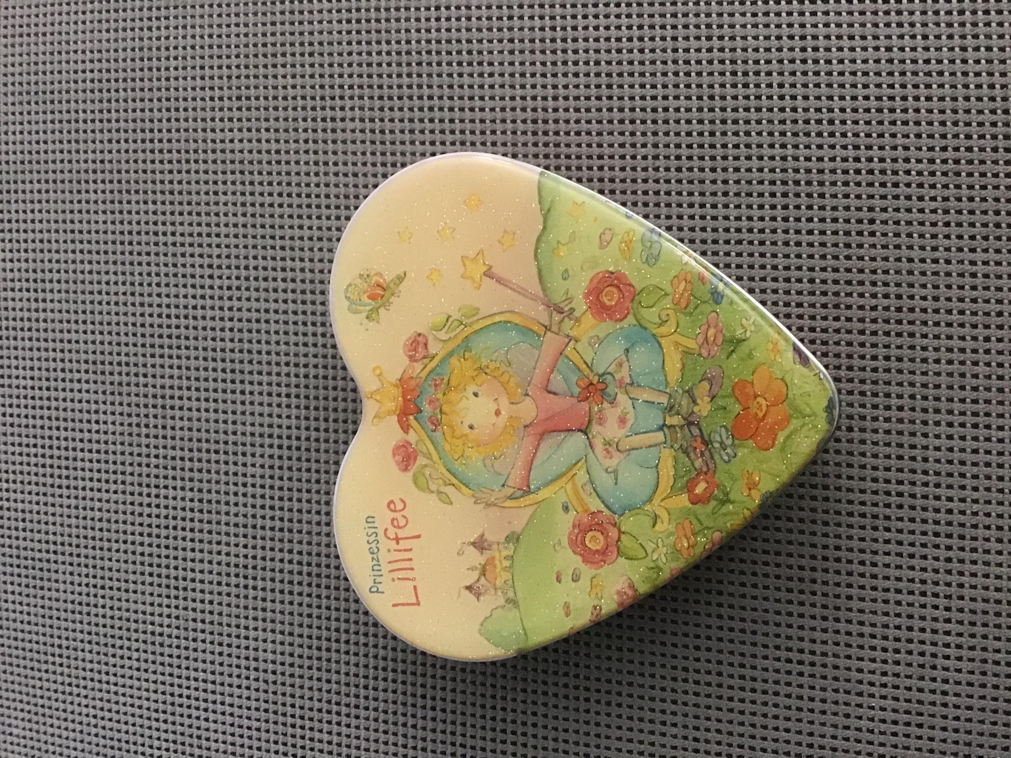Kleines Herz Lillifee tauschen
