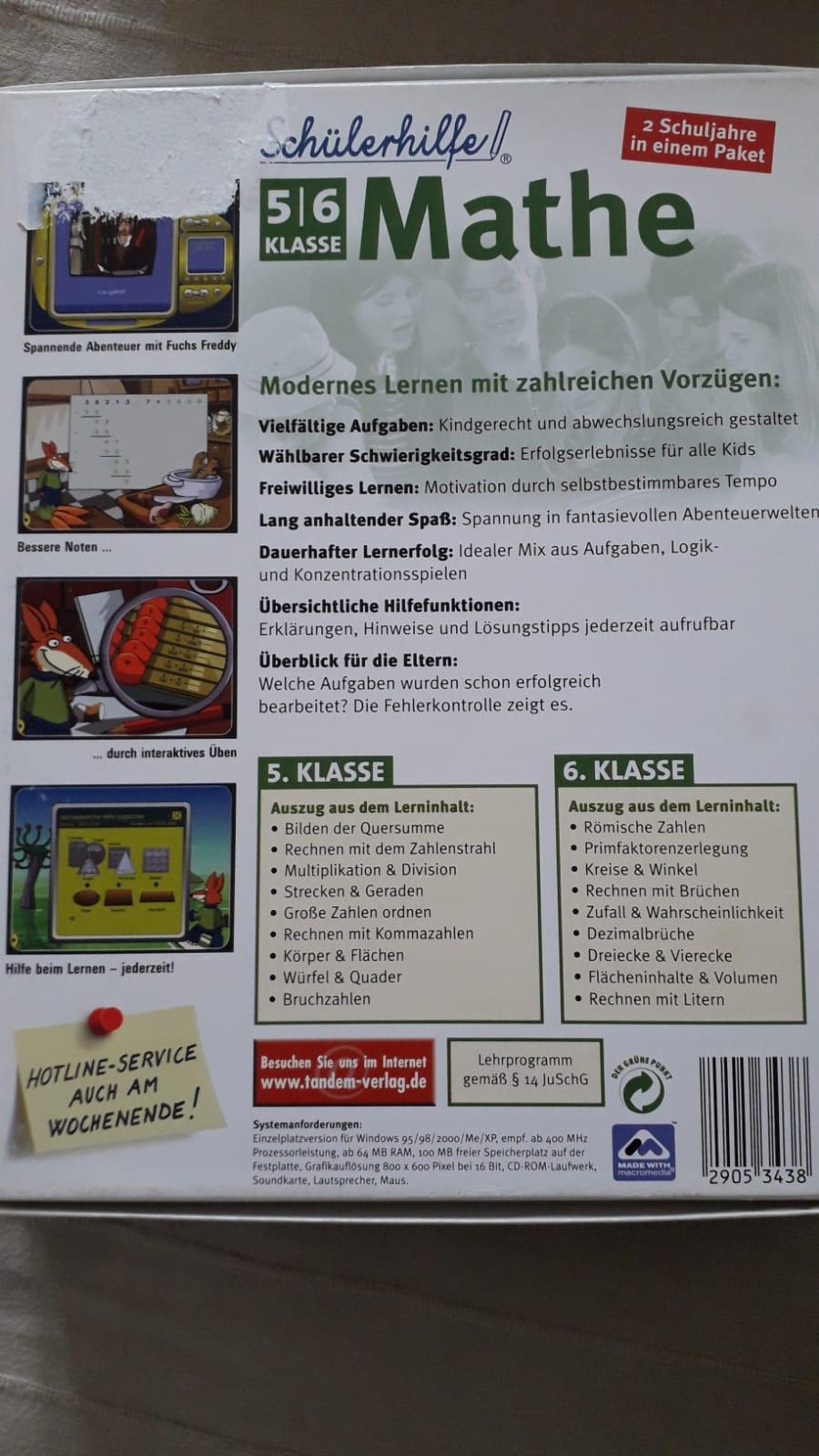 Mathe Lernsoftware kostenlos