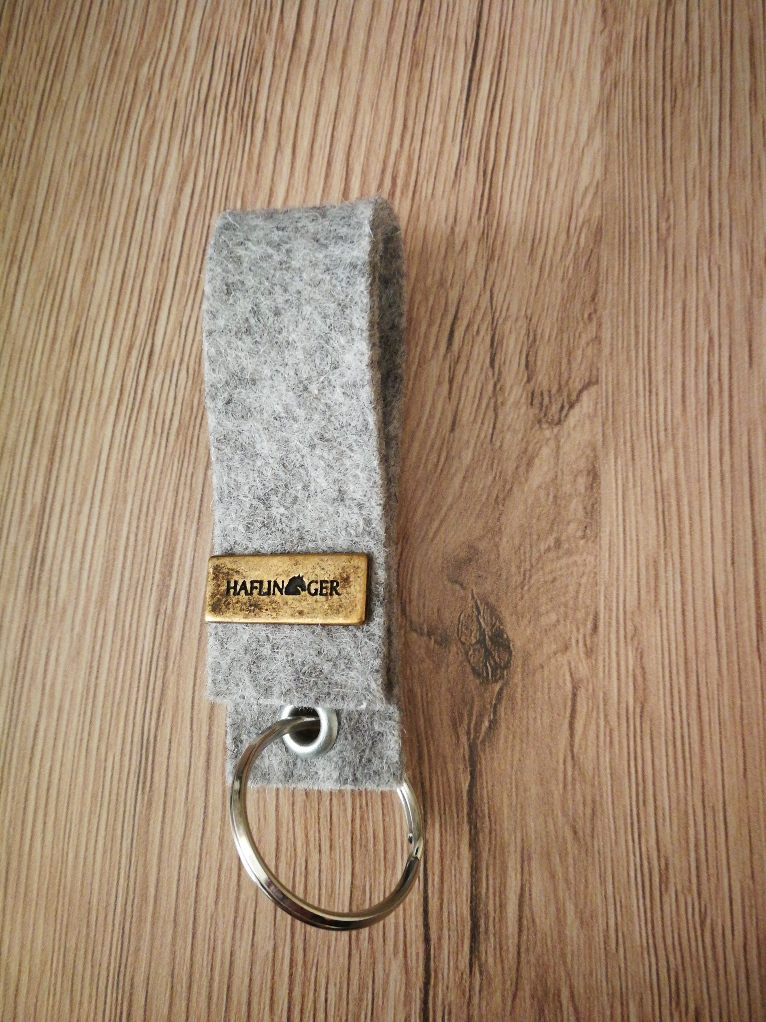 Hafflinger Schlüsselanhänger  tauschen