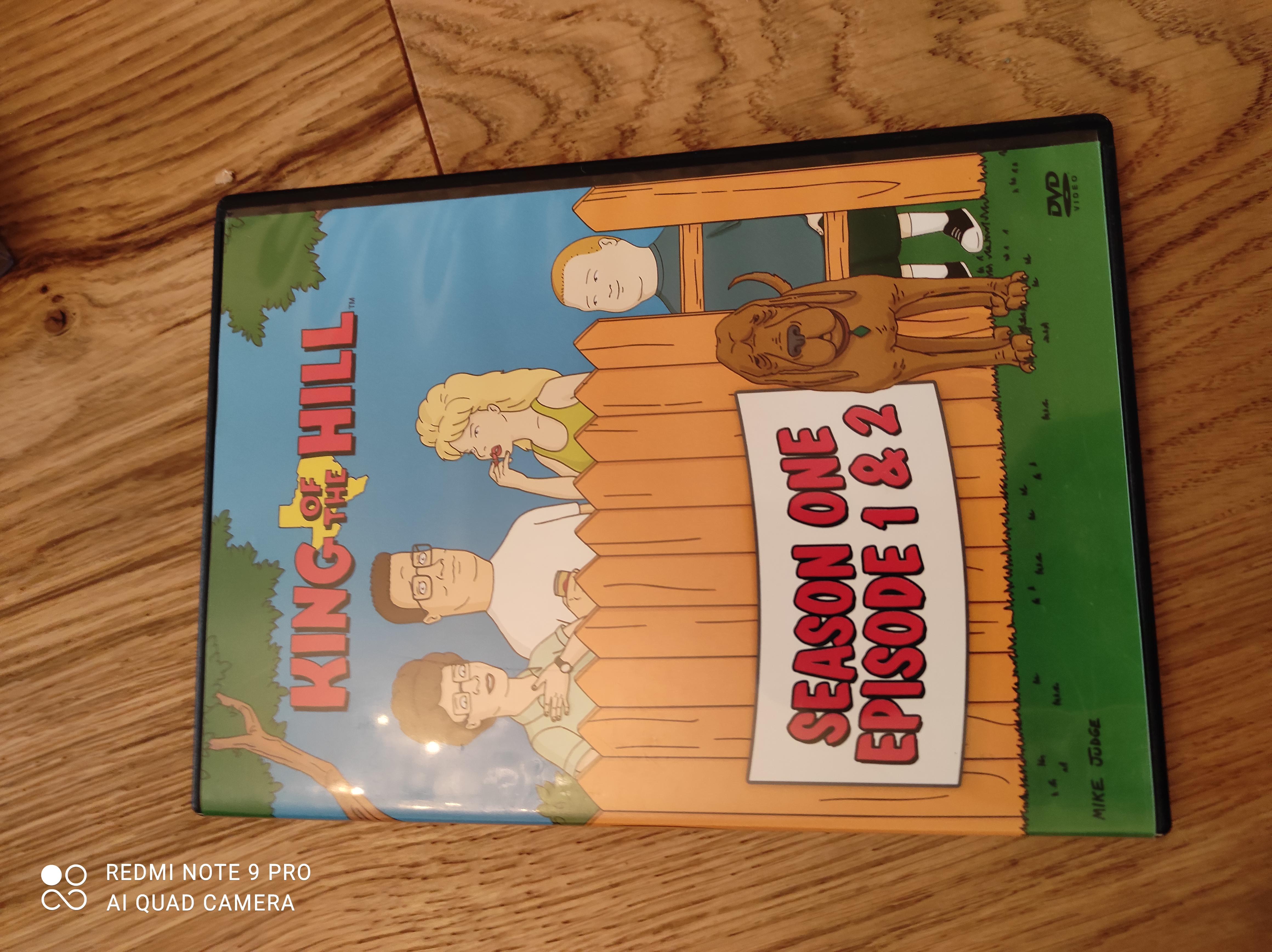 King of the Hill DVD tauschen