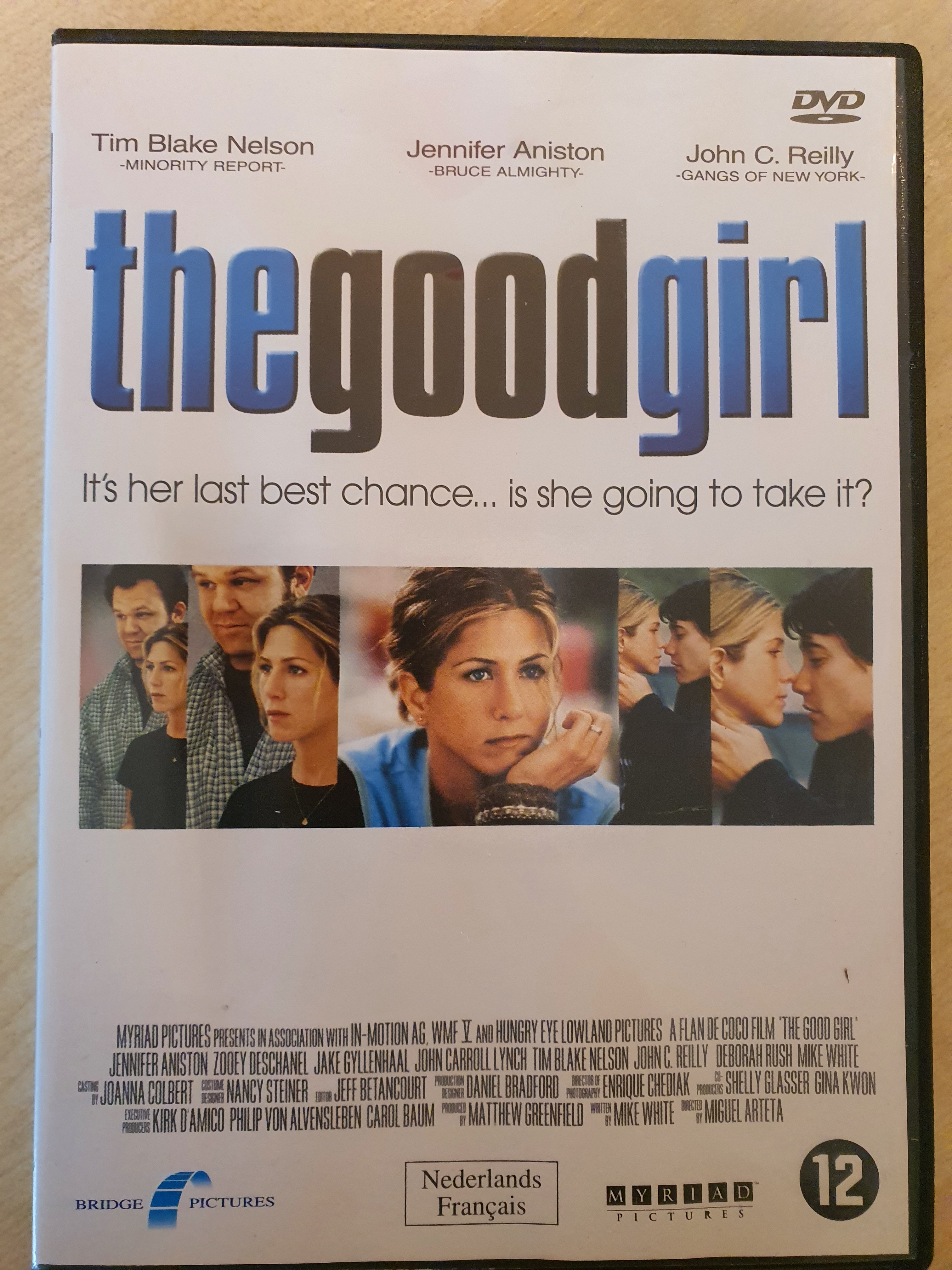 DVD The good girl kostenlos