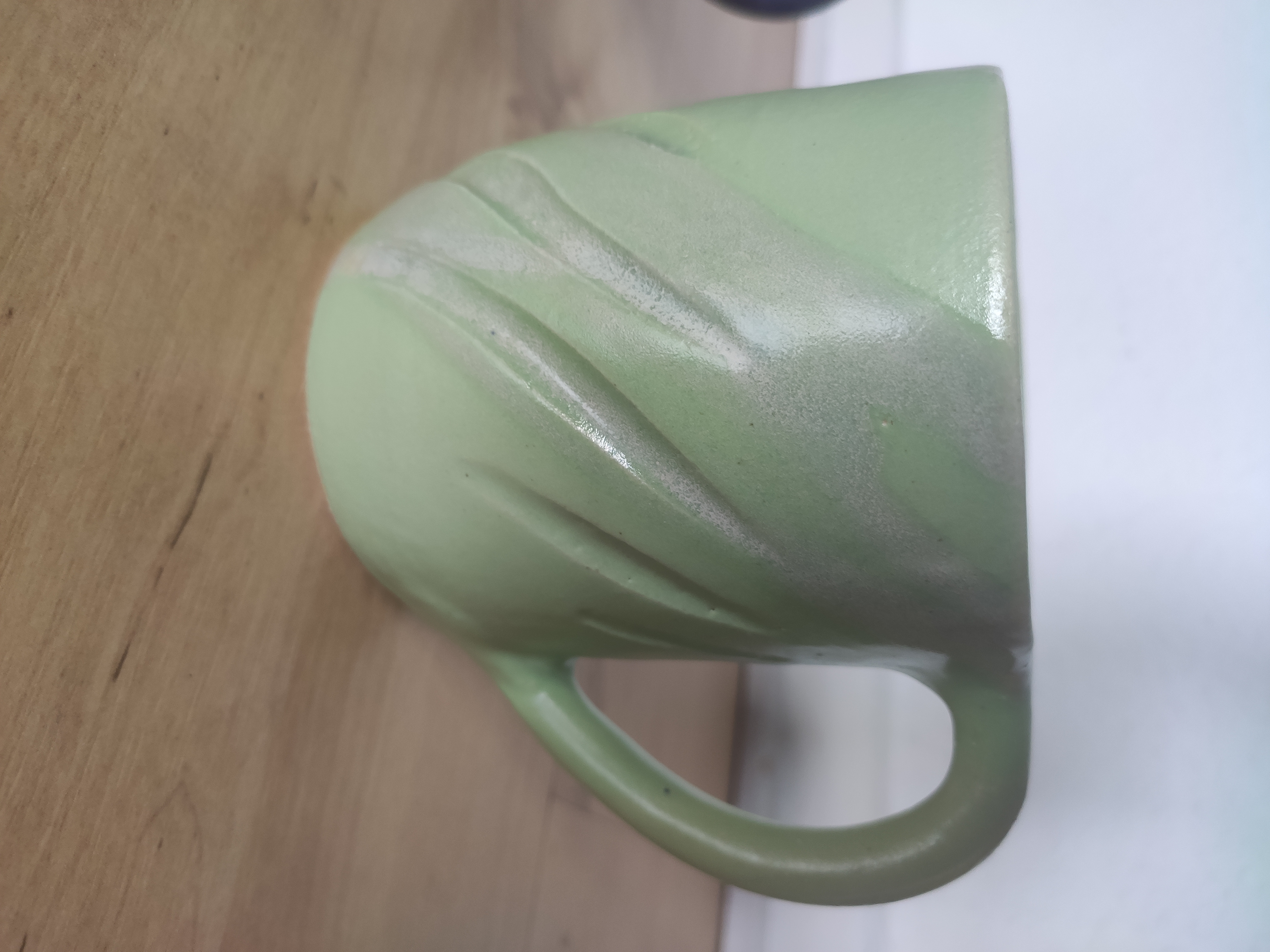 Tasse frühlingsgrün tauschen