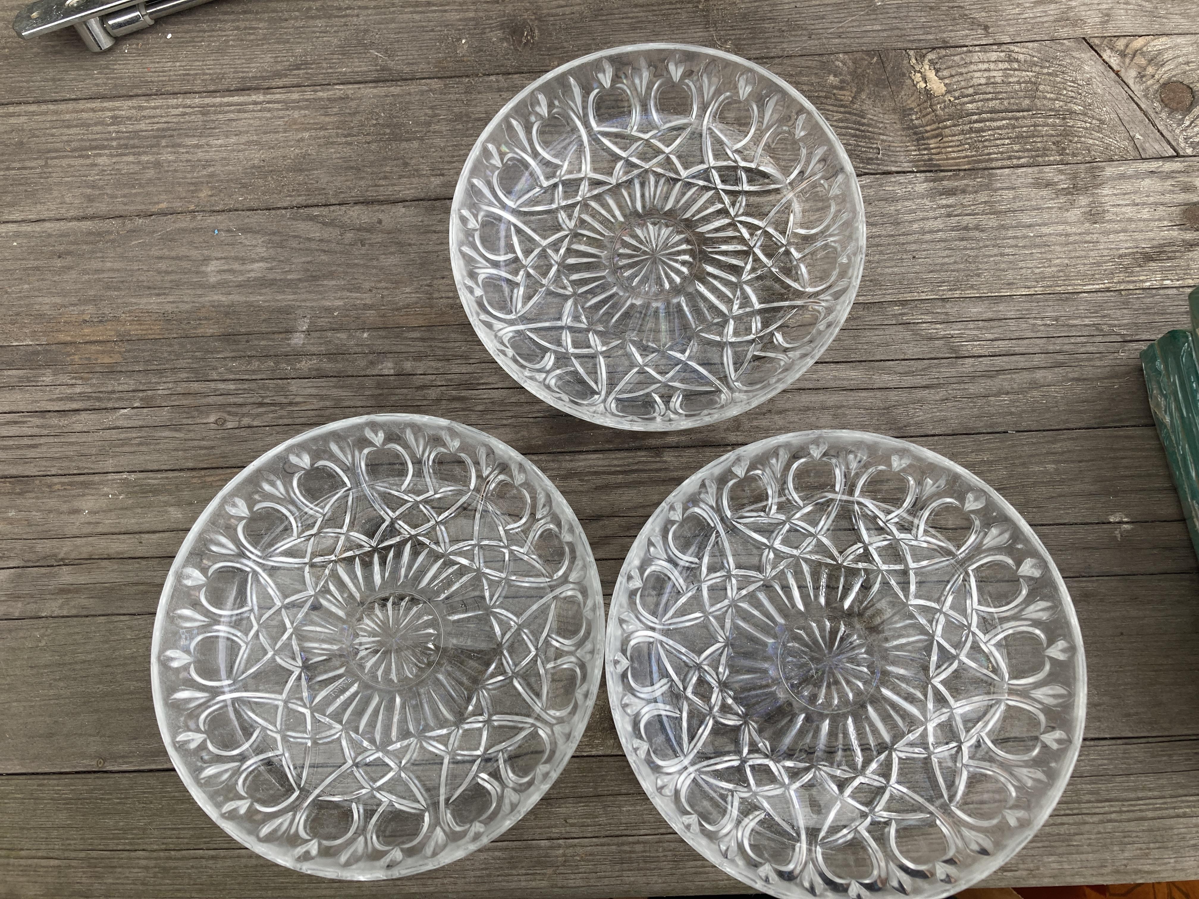 3 glasschälchen tauschen