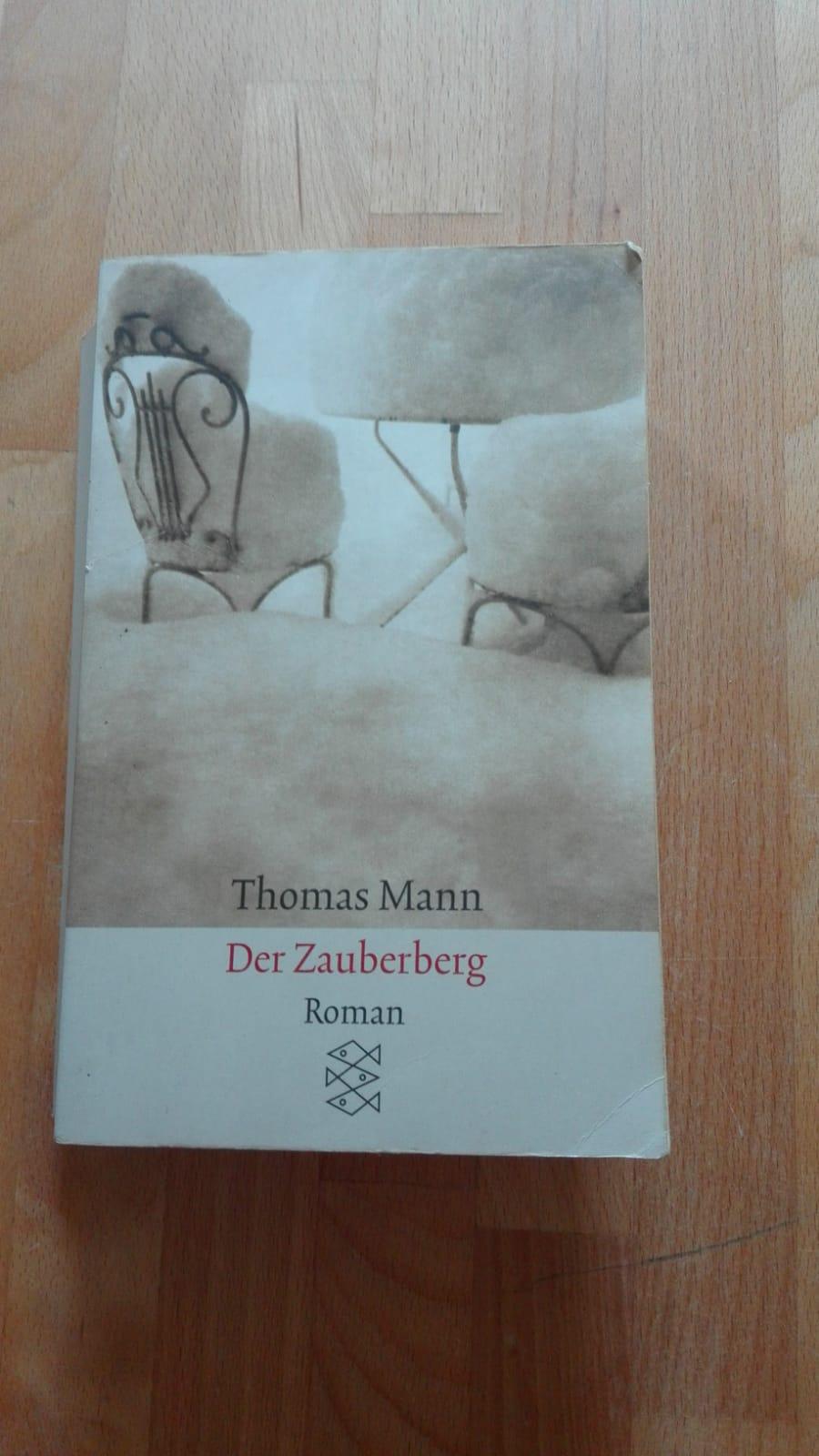 Thomas Mann - Der Zauberberg tauschen