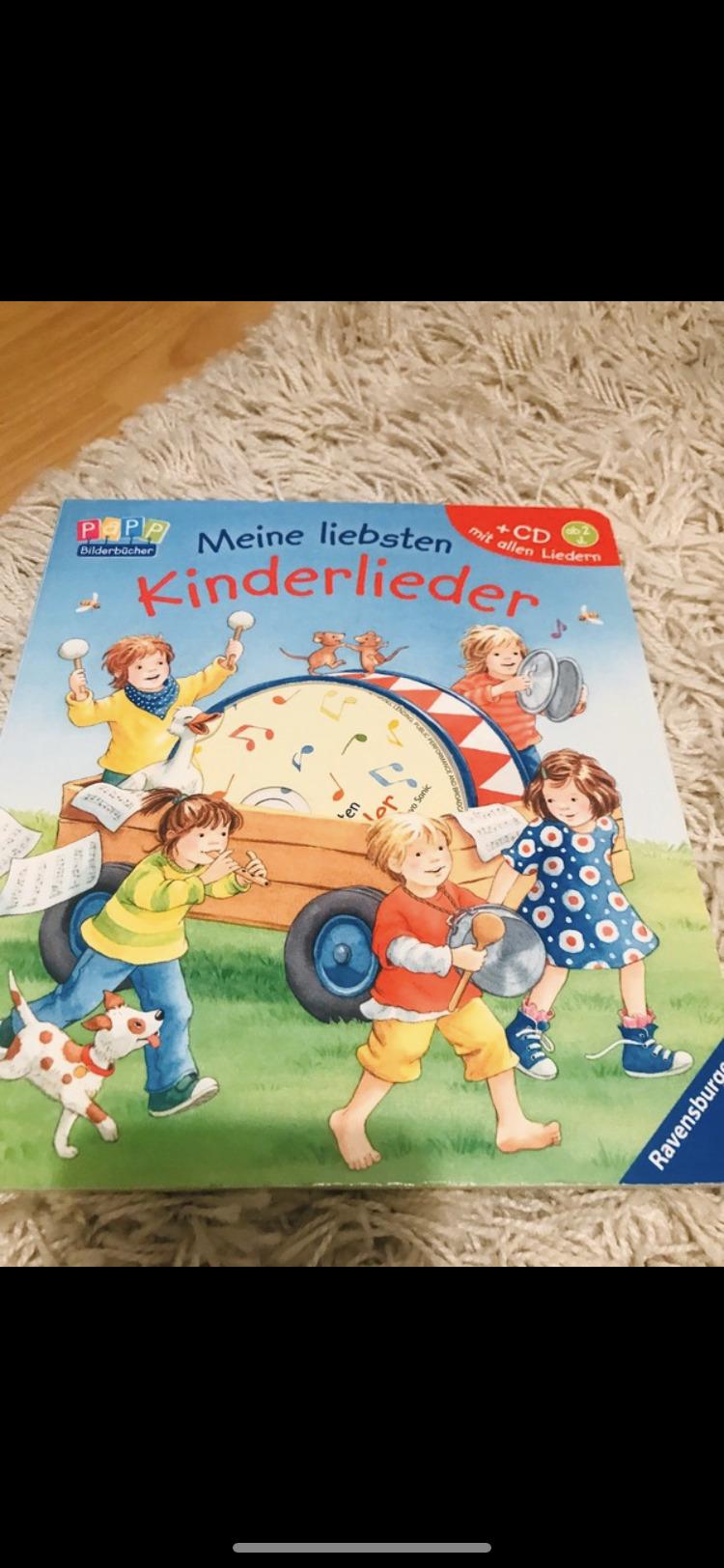 Meine liebsten Kinderlieder Buch tauschen