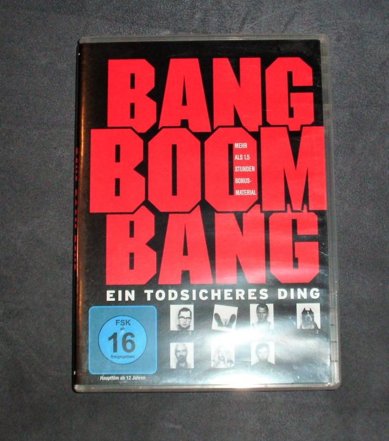 DVD Bang Boom Bang Ein...... tauschen