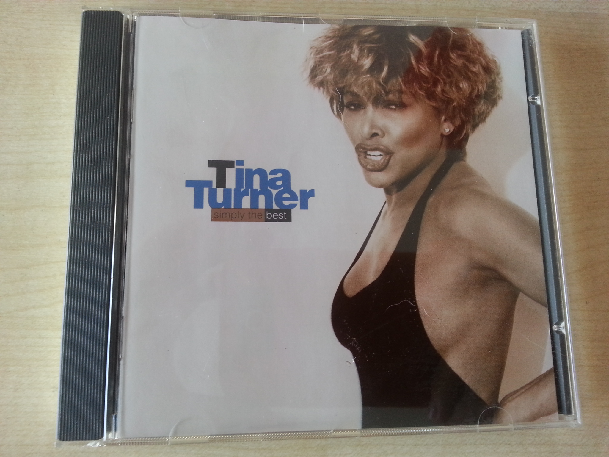 CD: Tina Turner - simply the best  kostenlos