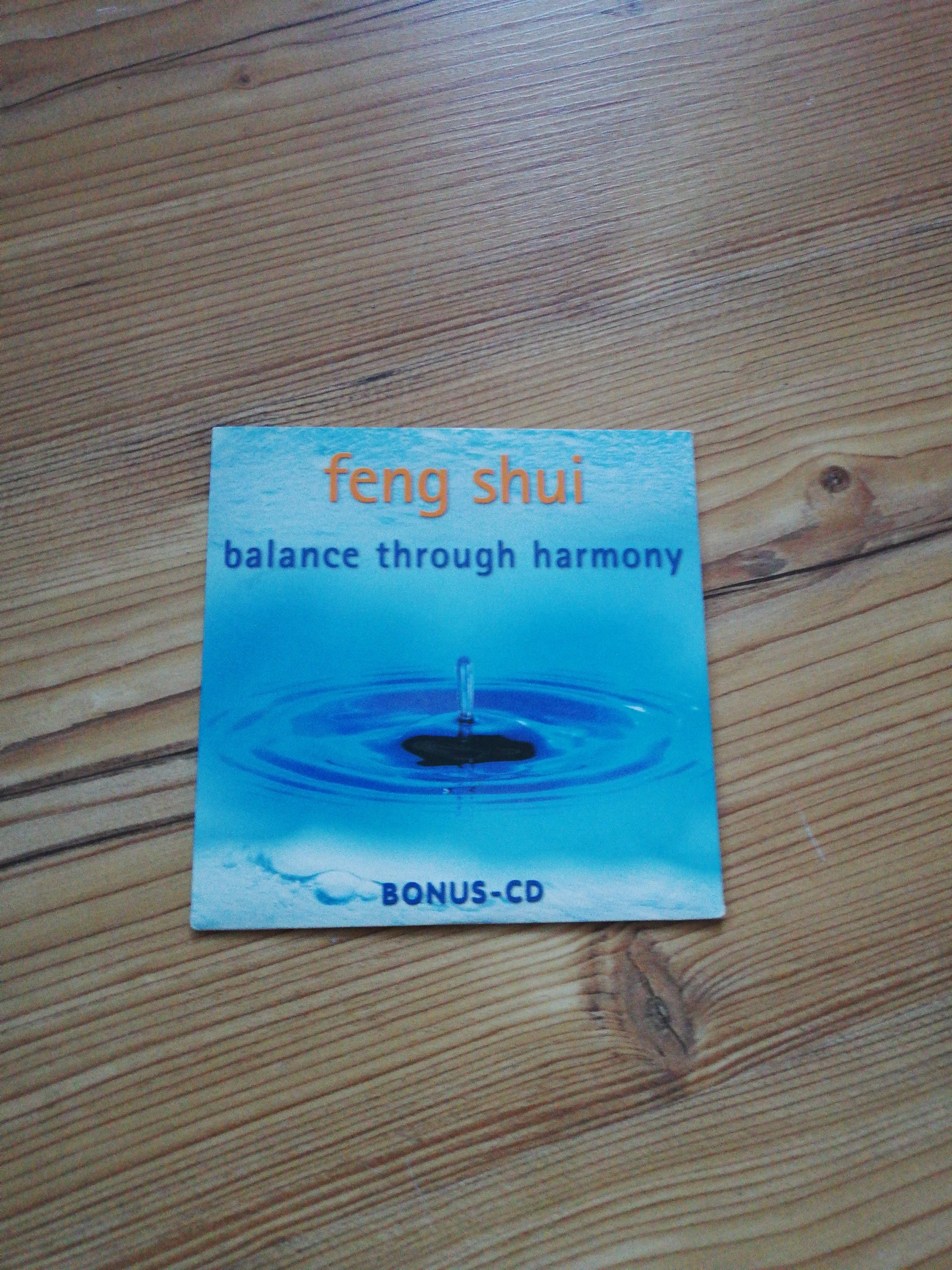 Feng Shui -musik CD tauschen