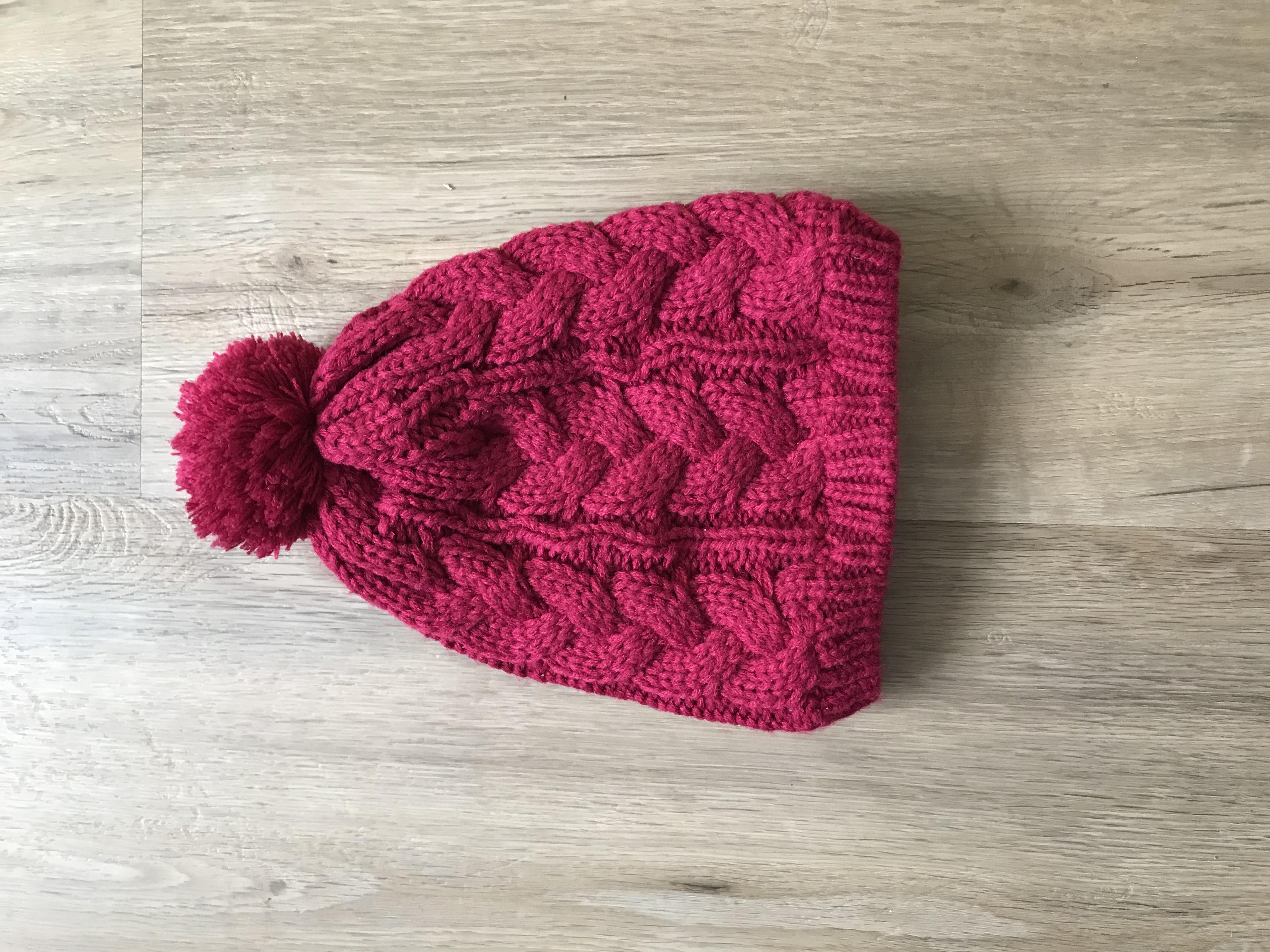Rote Mütze  tauschen