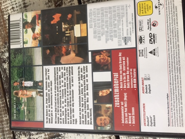 "DVD ""About a boy"" kostenlos"