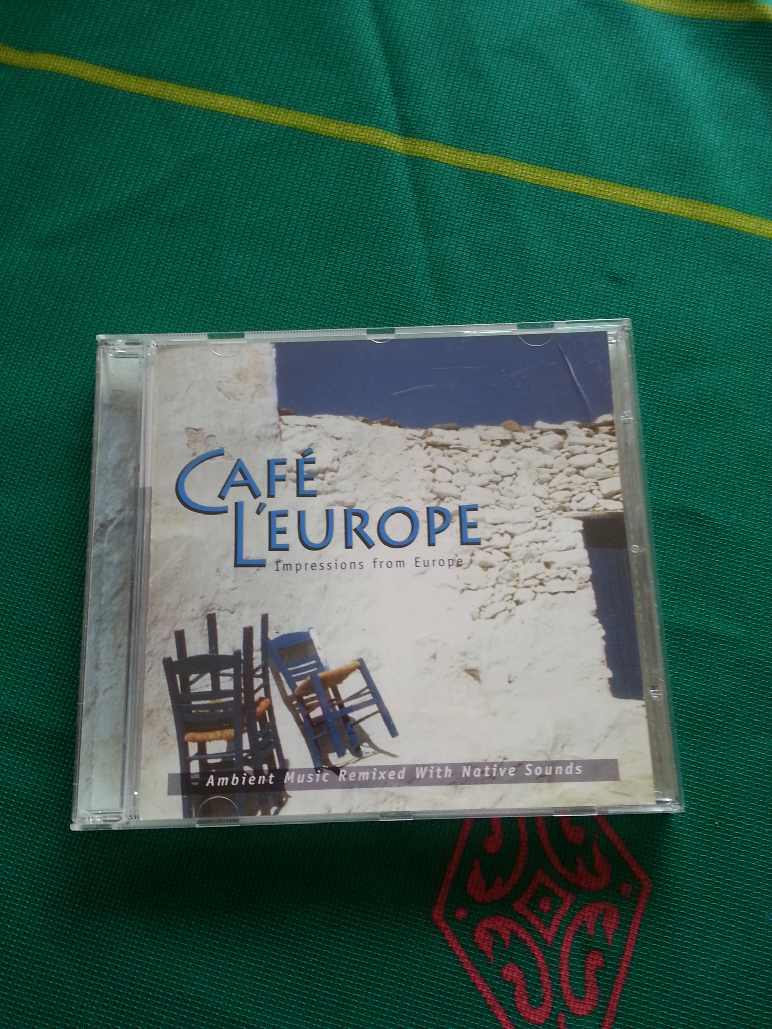 CD Cafe L`europe kostenlos