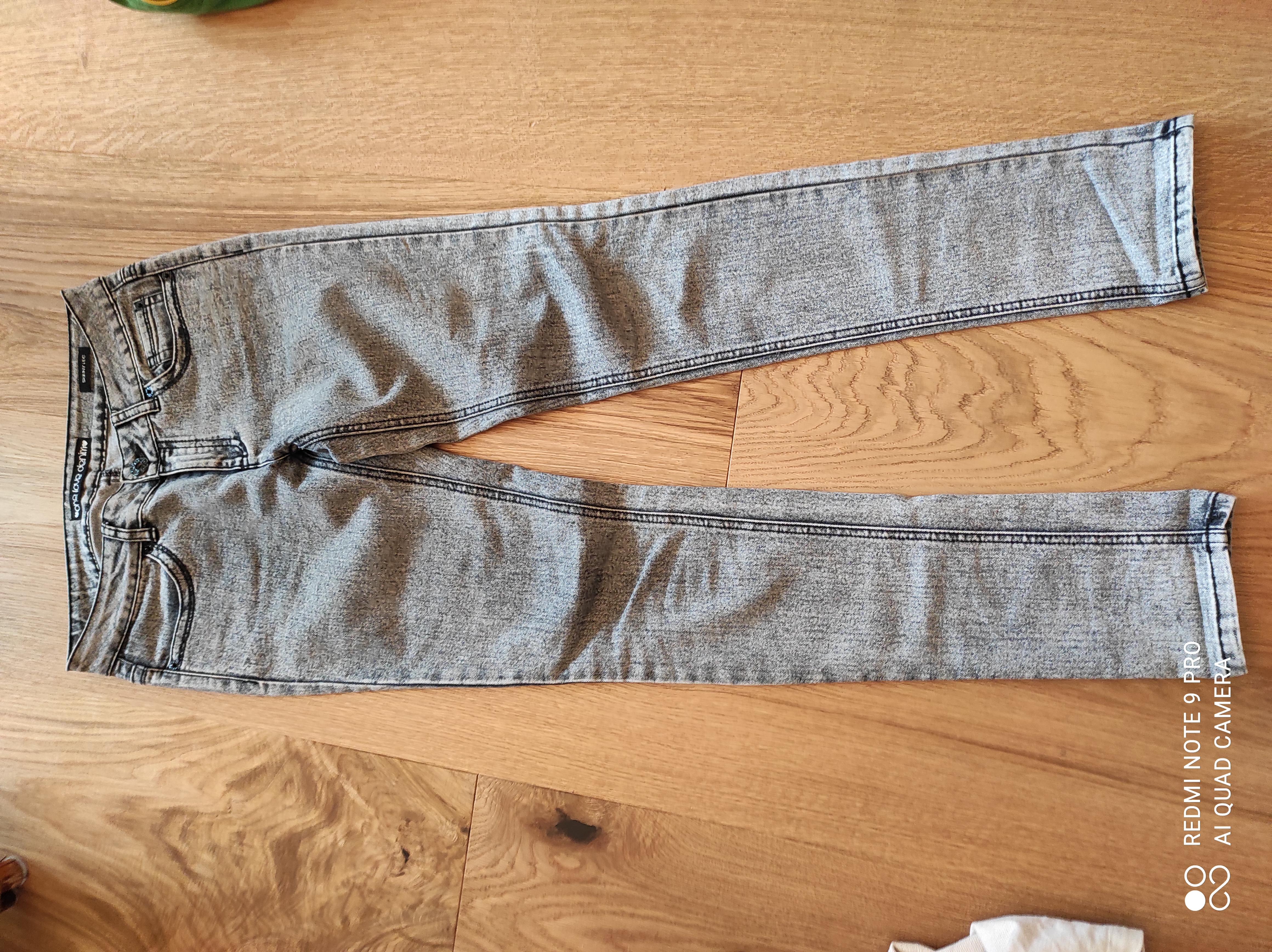 Skinny Jeans tauschen