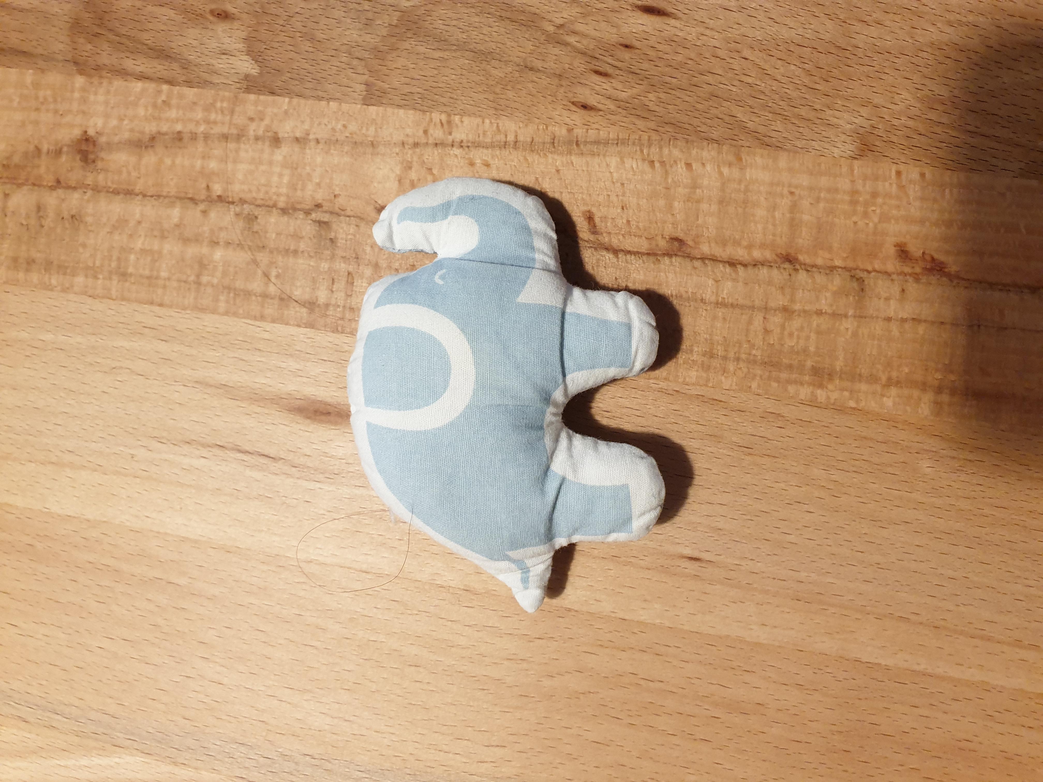 Knisterelefant tauschen
