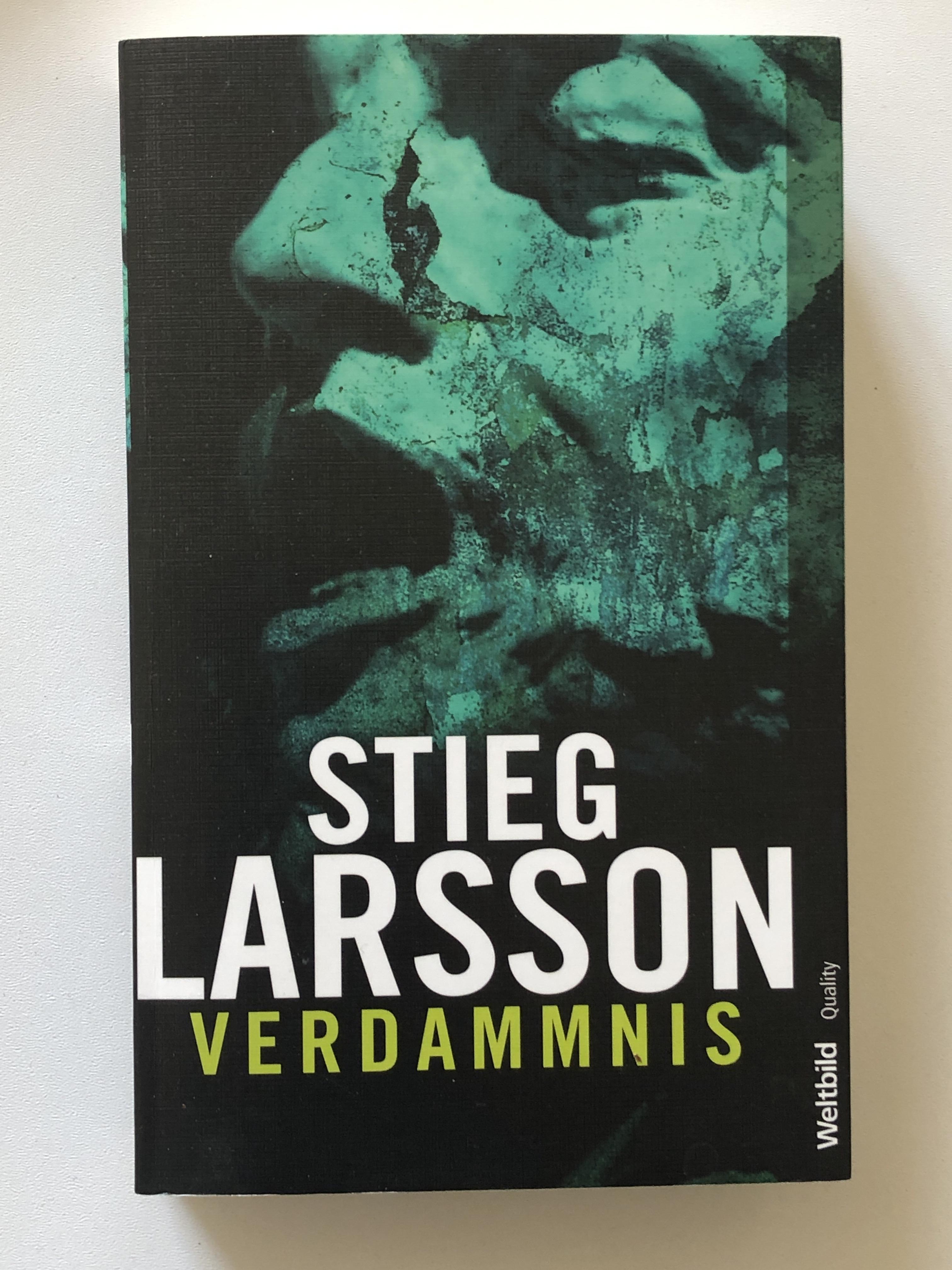 Stieg Larsson Verdammnis tauschen