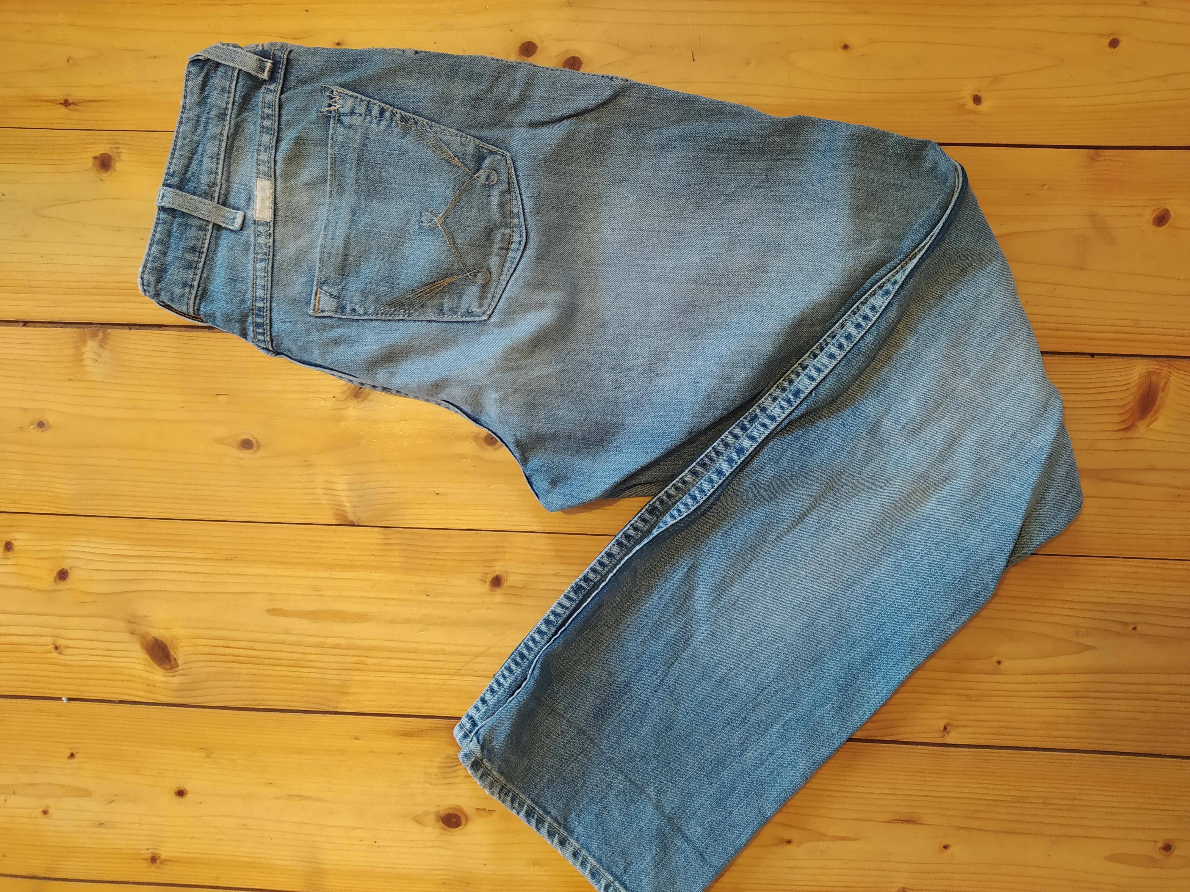 Jeans von Wrangler M tauschen