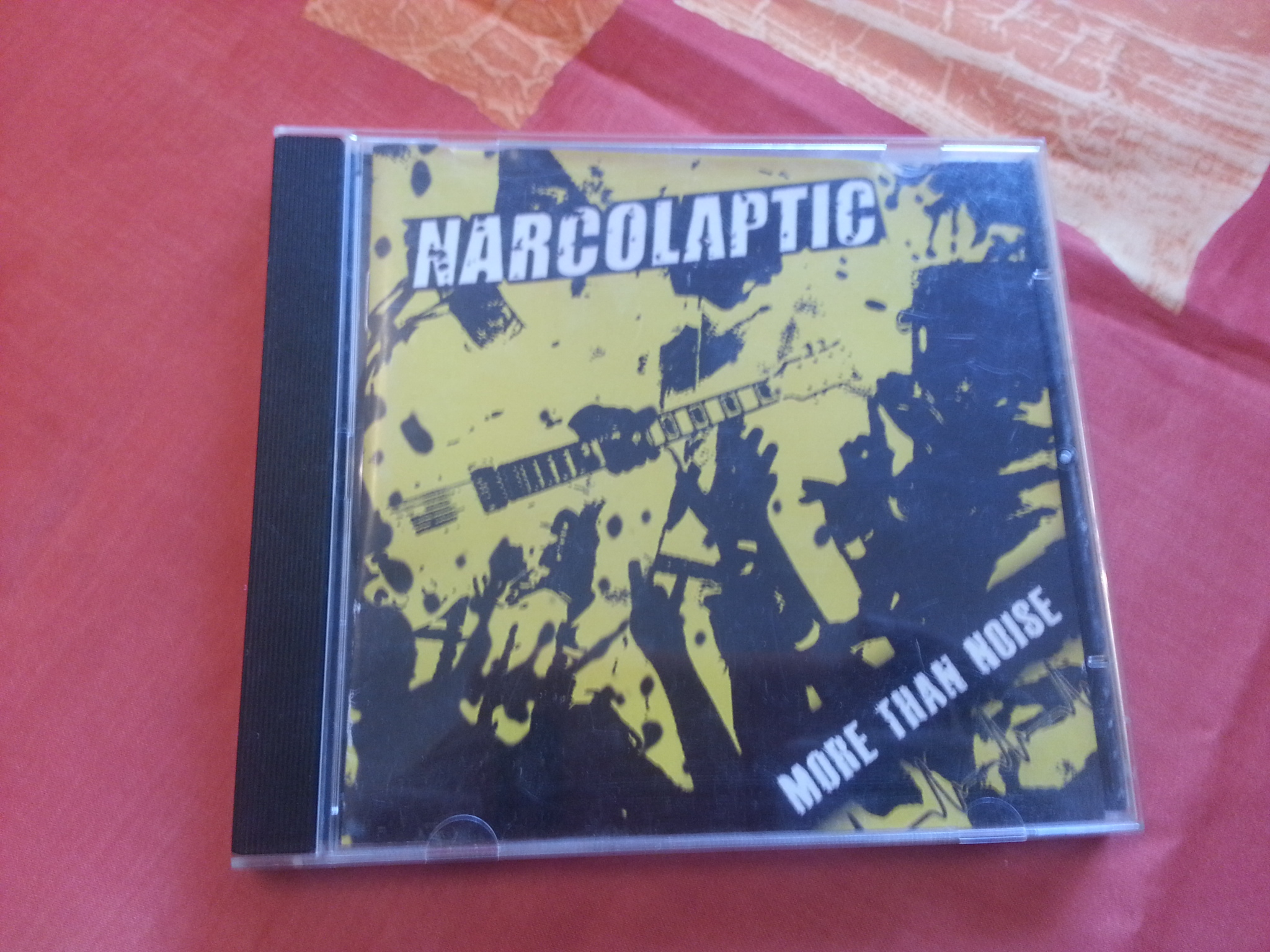 CD: Narcoleptic: more than noise kostenlos