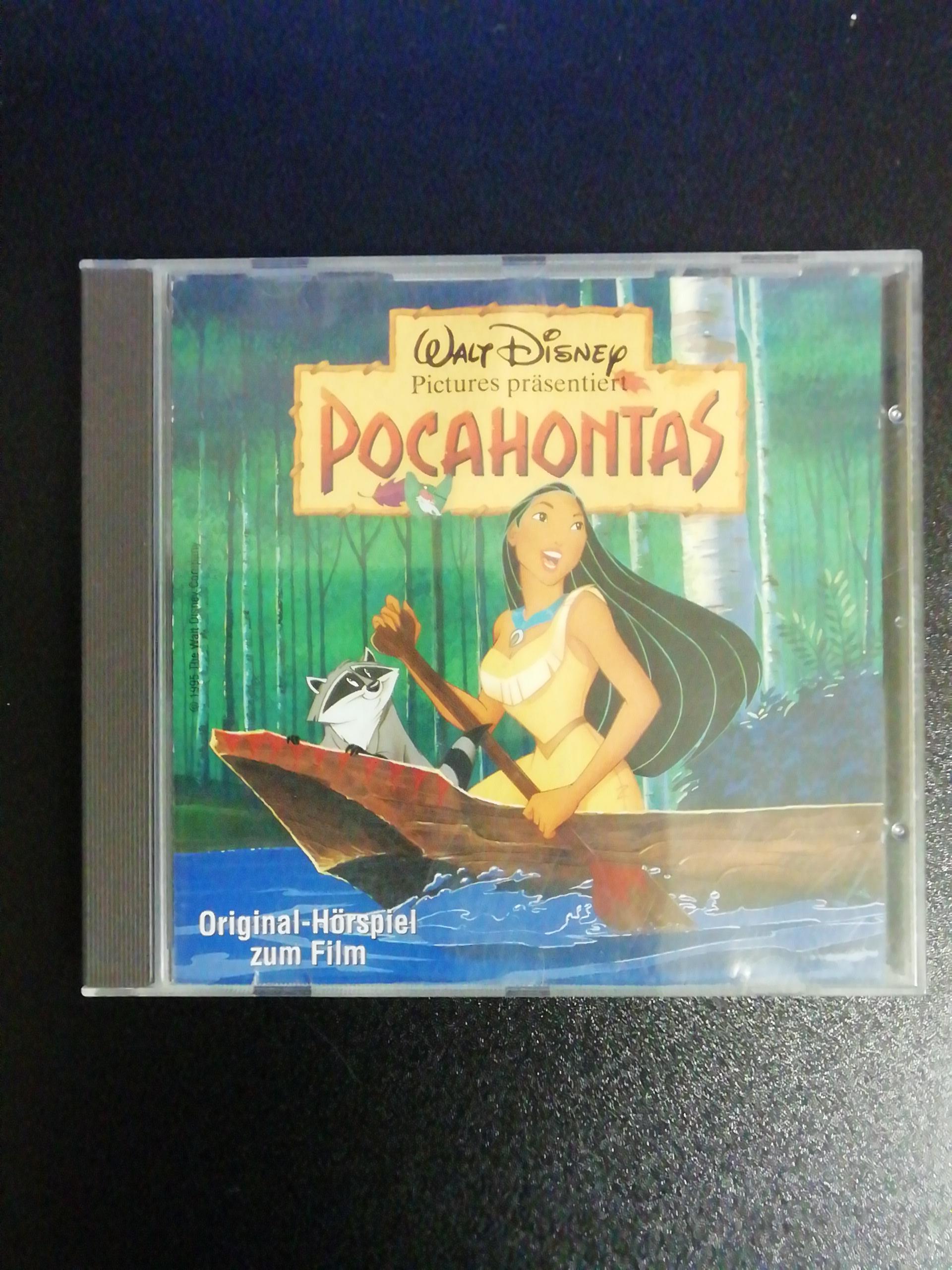 Pocahontas Hörspiel tauschen